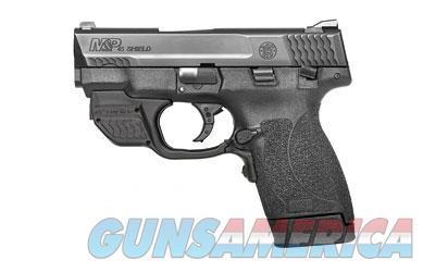 Smith & Wesson M&P45 Shield (11881) w/Crimson Trace Green Laser  Guns > Pistols > Smith & Wesson Pistols - Autos > Shield