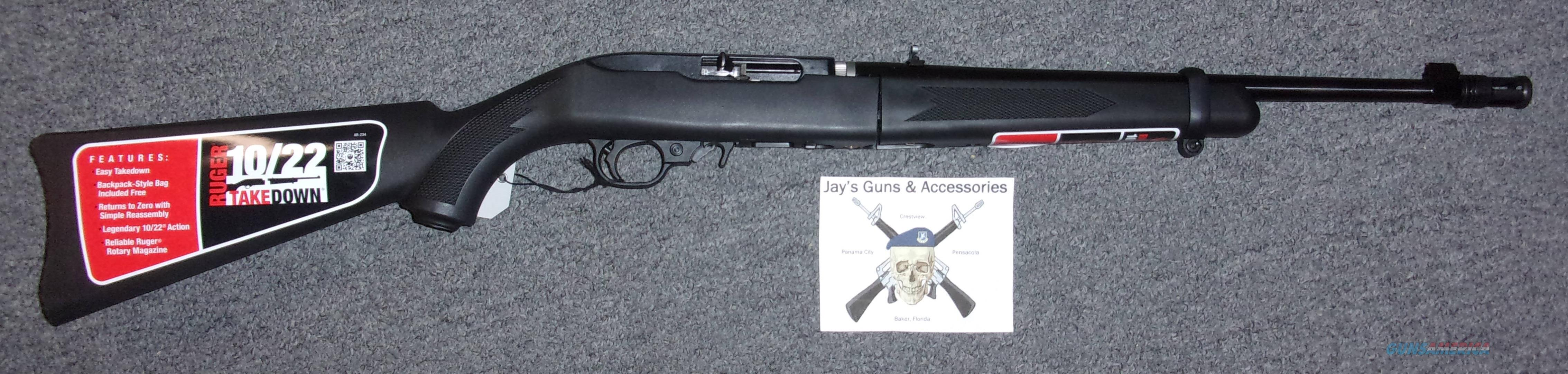 Ruger 10/22 Takedown  Guns > Rifles > Ruger Rifles > 10-22