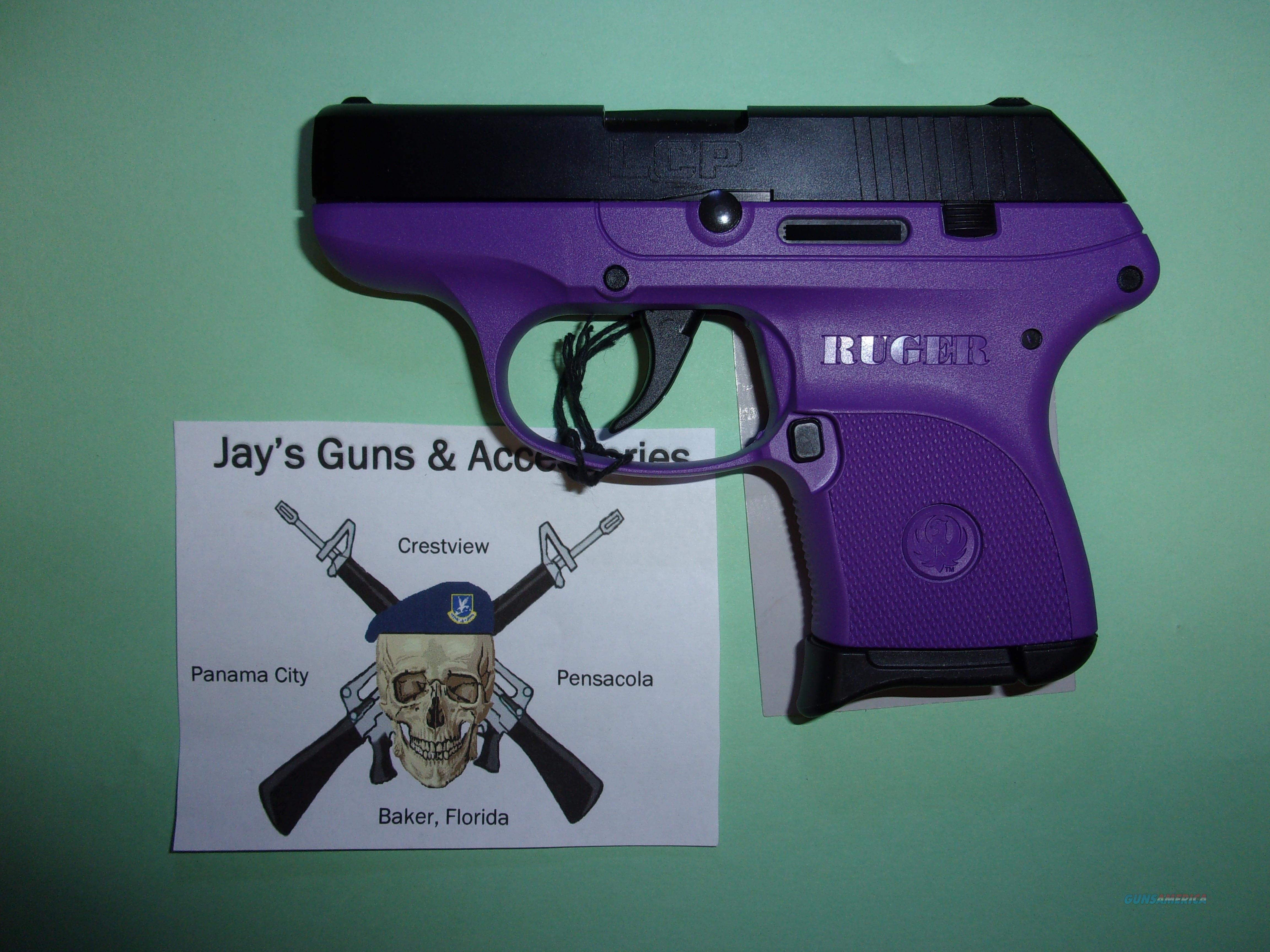 Ruger LCP w/Purple Frame  Guns > Pistols > Ruger Semi-Auto Pistols > LCP