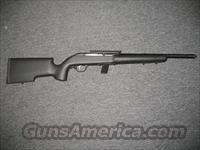Savage 64 TRSR V w/ threaded barrel  Guns > Rifles > Savage Rifles > Accutrigger Models > Tactical