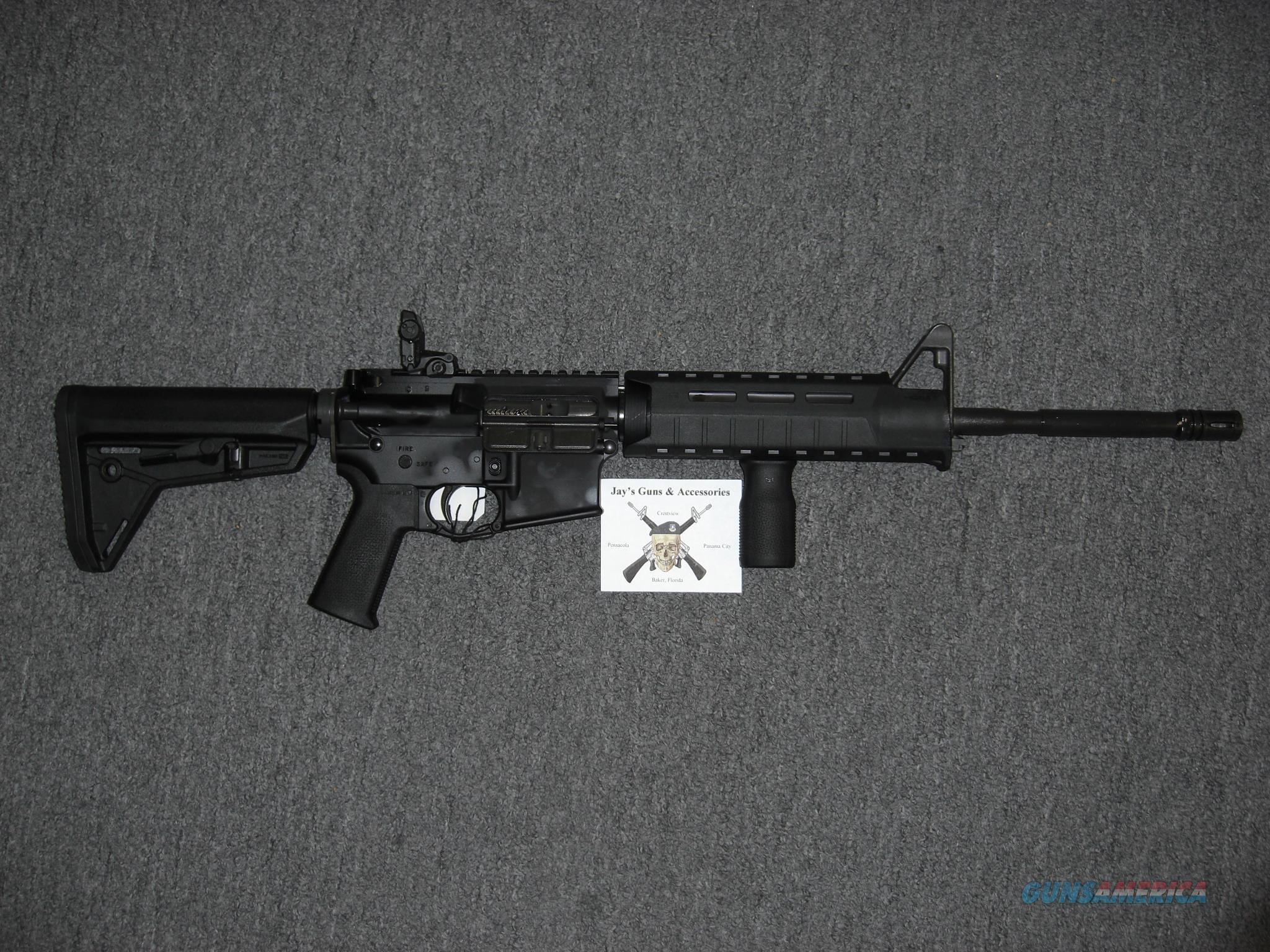 Colt M4 Carbine (LE6920MPS-B)  Guns > Rifles > Colt Military/Tactical Rifles
