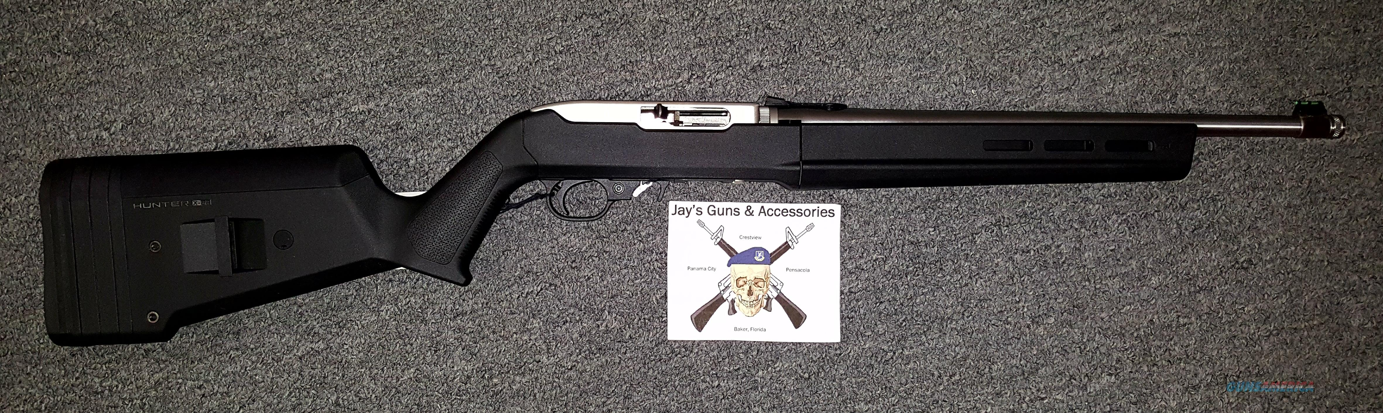 Ruger 10/22 Takedown (21183) *New Model*  Guns > Rifles > Ruger Rifles > 10-22