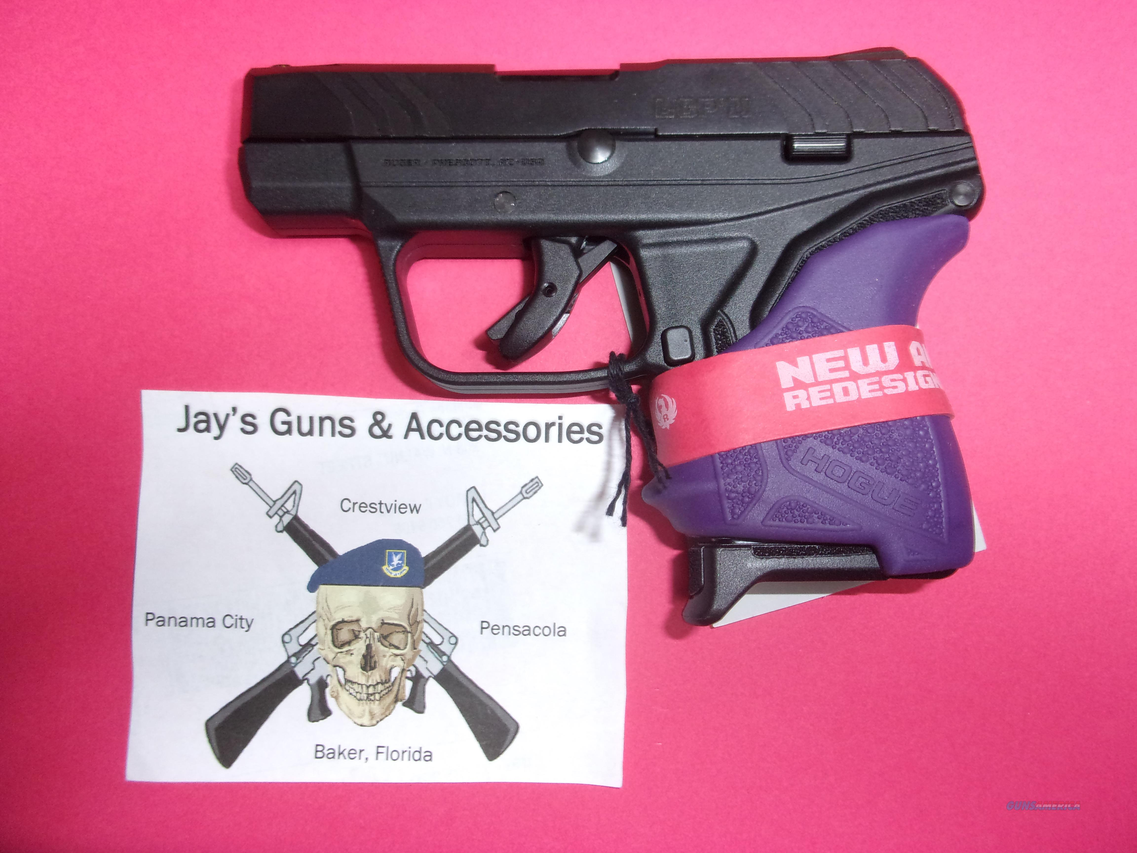 Ruger LCP II (03776) w/Violet Grips  Guns > Pistols > Ruger Semi-Auto Pistols > LCP