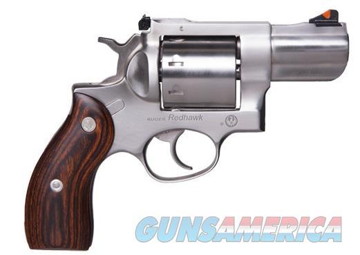 Ruger Redhawk (05033)  Guns > Pistols > Ruger Double Action Revolver > Redhawk Type