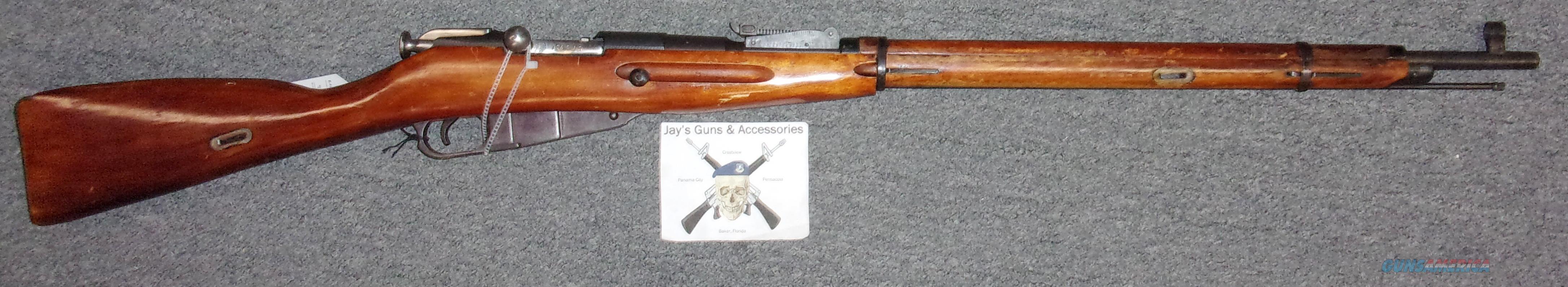 Russian/Inter Ordnance 91/30  Guns > Rifles > Inter Ordnance Inc. Rifles