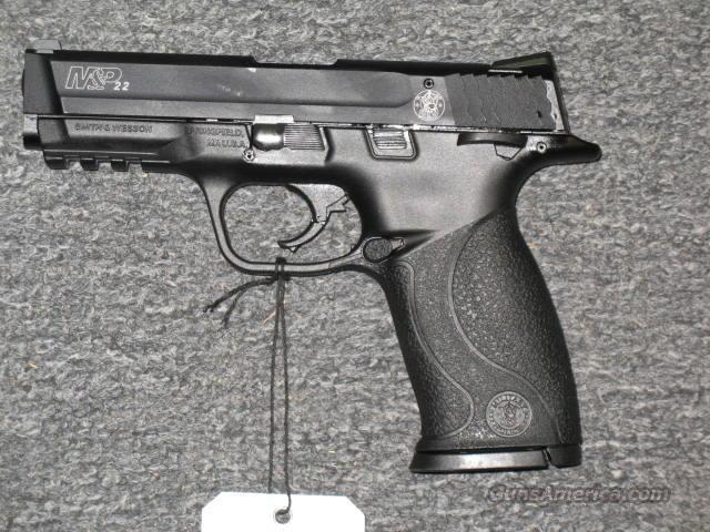 M&P 22  Guns > Pistols > Smith & Wesson Pistols - Autos > Polymer Frame