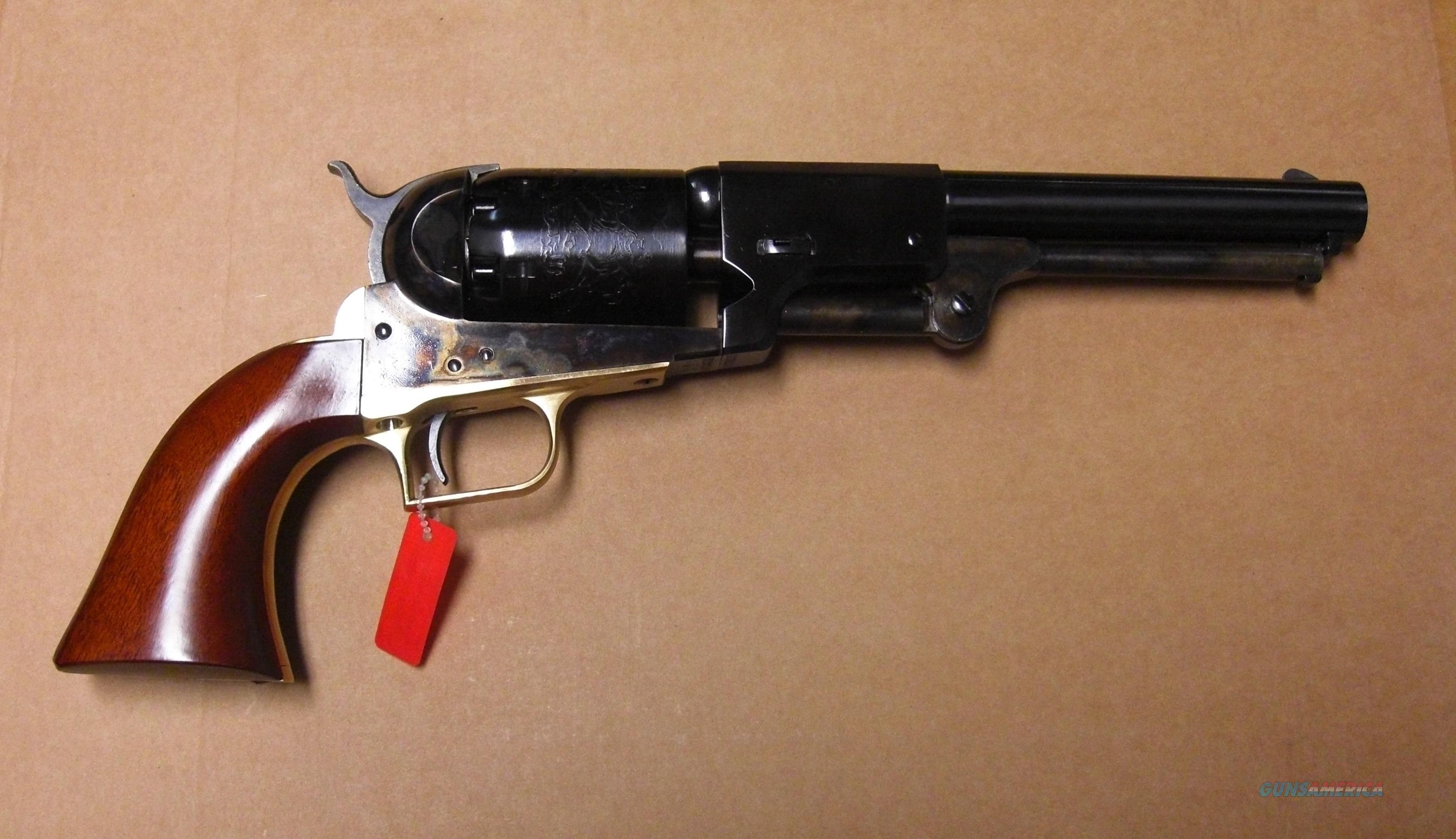 1848 1st Model Dragoon (340800) .44 caliber black powder  Guns > Pistols > Uberti Pistols > Percussion