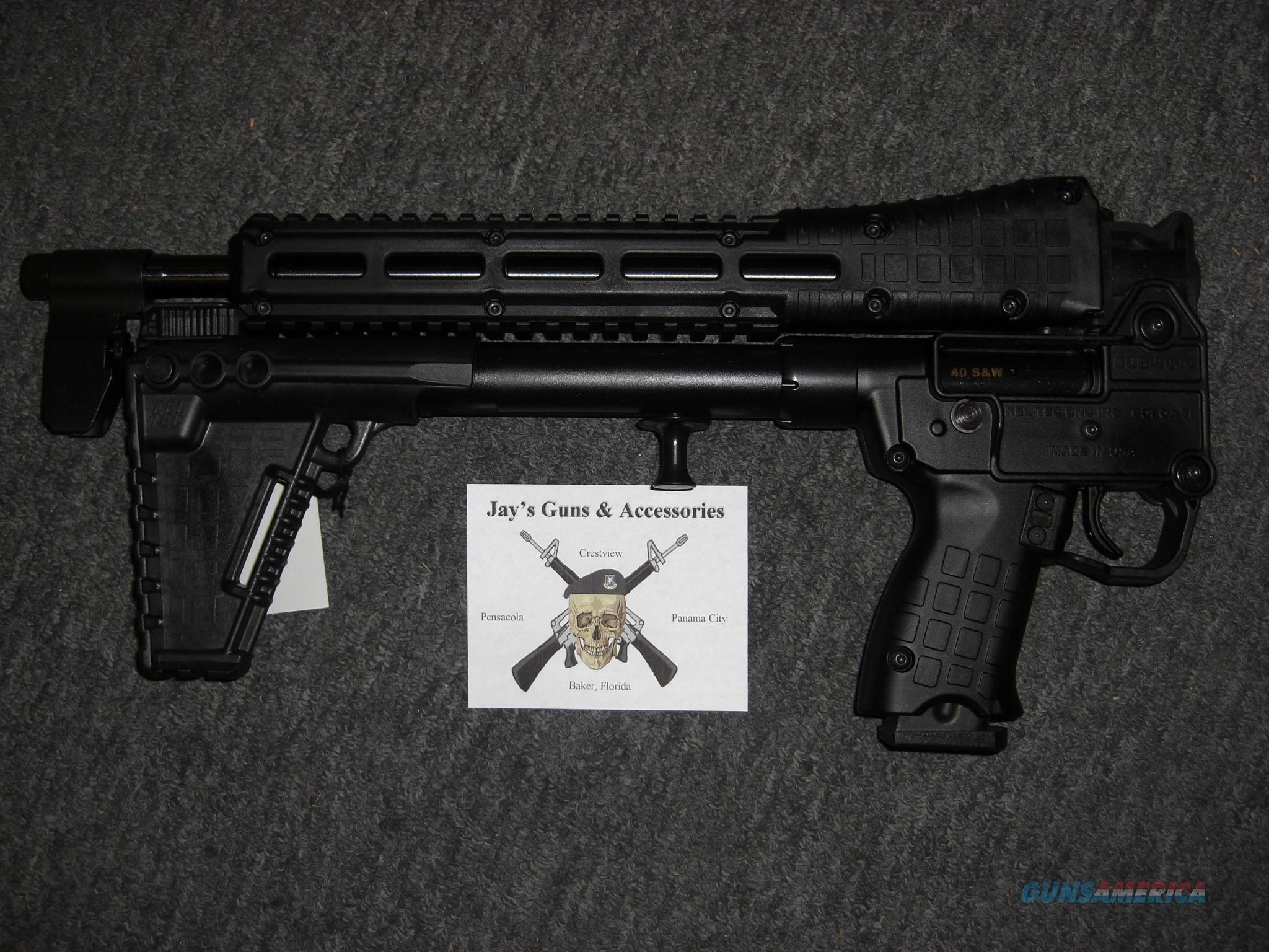 Kel-Tec Sub-2000 Gen 2 Uses Beretta 96 Mags in .40 S &W  Guns > Rifles > Kel-Tec Rifles