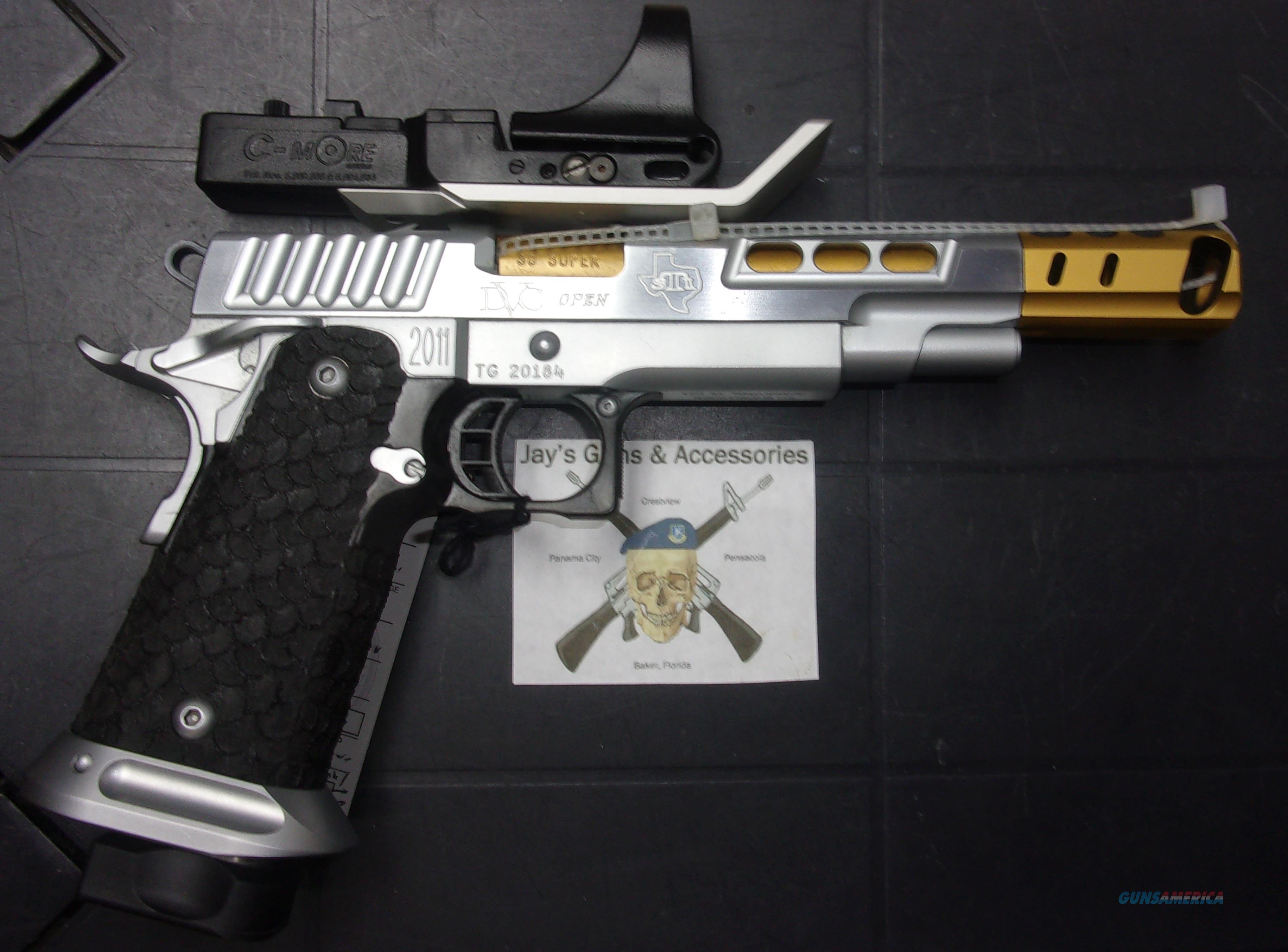 STI 2011 DVC Open w/Red Dot  Guns > Pistols > STI Pistols