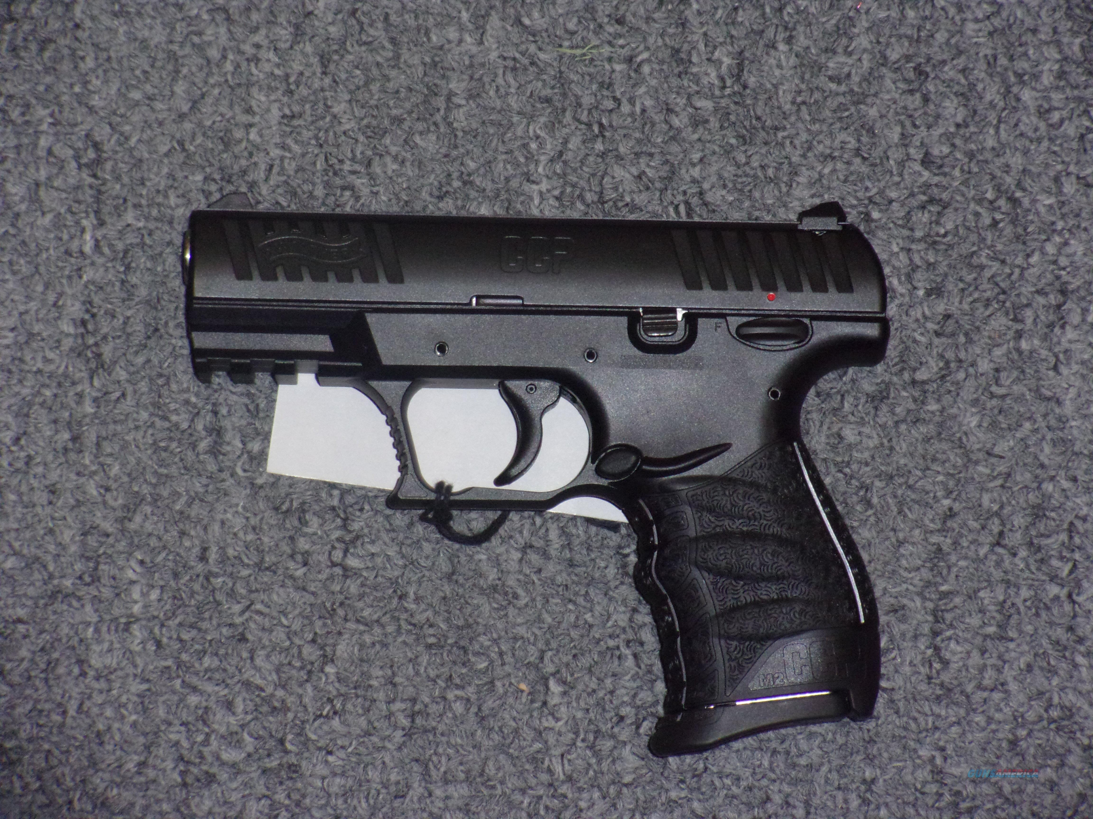 Walther CCP M2  Guns > Pistols > Walther Pistols > Post WWII > CCP