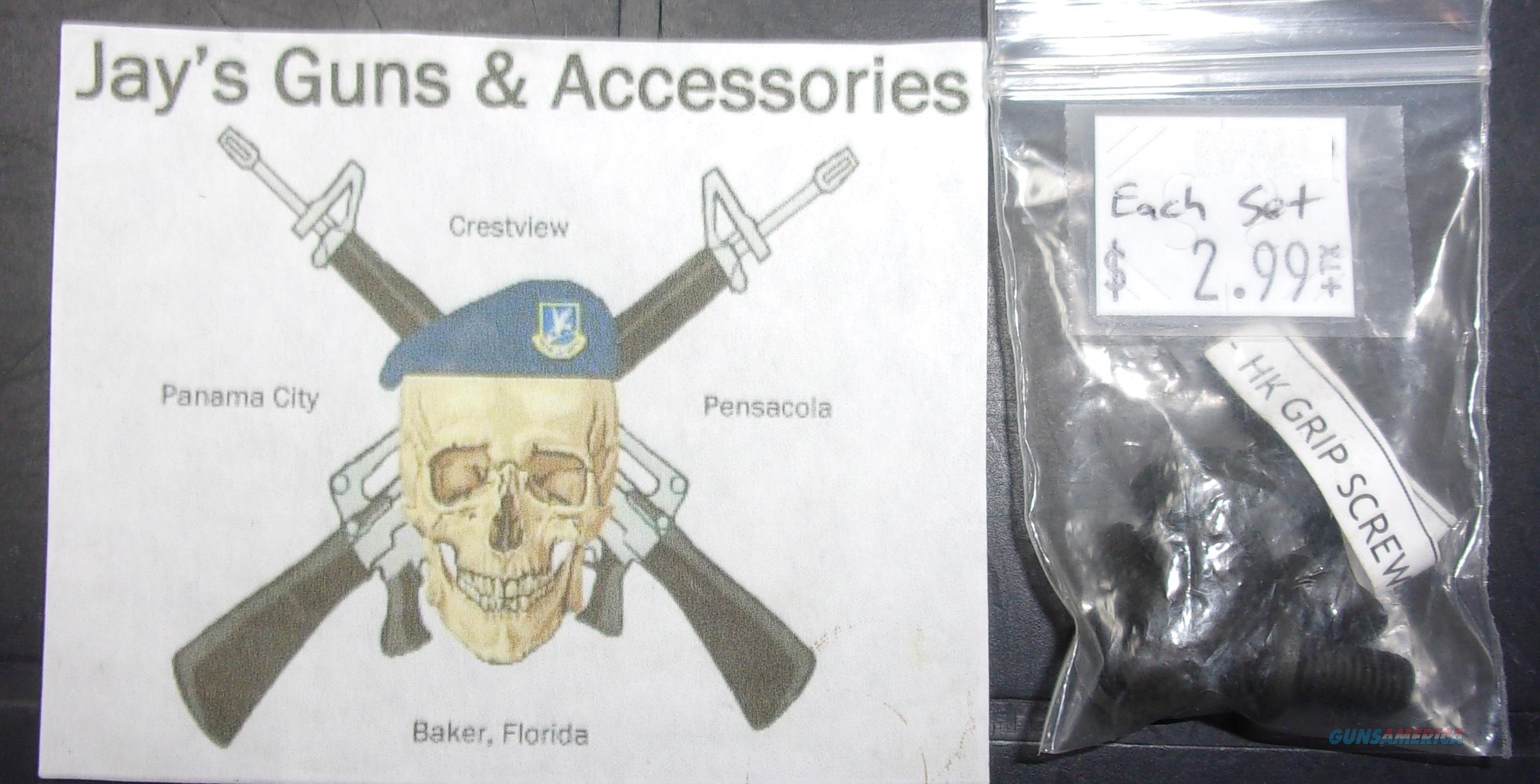 HK Grip Screw & Washer  Non-Guns > Gunstocks, Grips & Wood