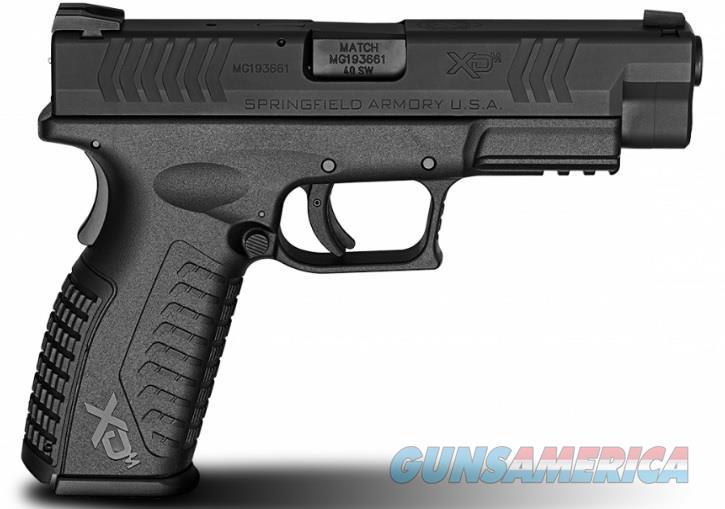 Springfield Armory XDM-40  Guns > Pistols > Springfield Armory Pistols > XD-M