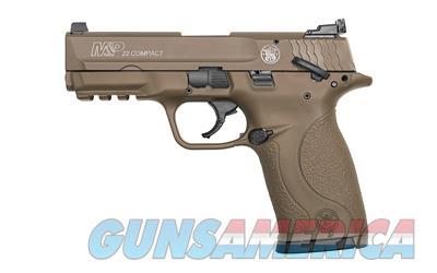 Smith & Wesson M&P22 Compact (12570)  Guns > Pistols > Smith & Wesson Pistols - Autos > .22 Autos