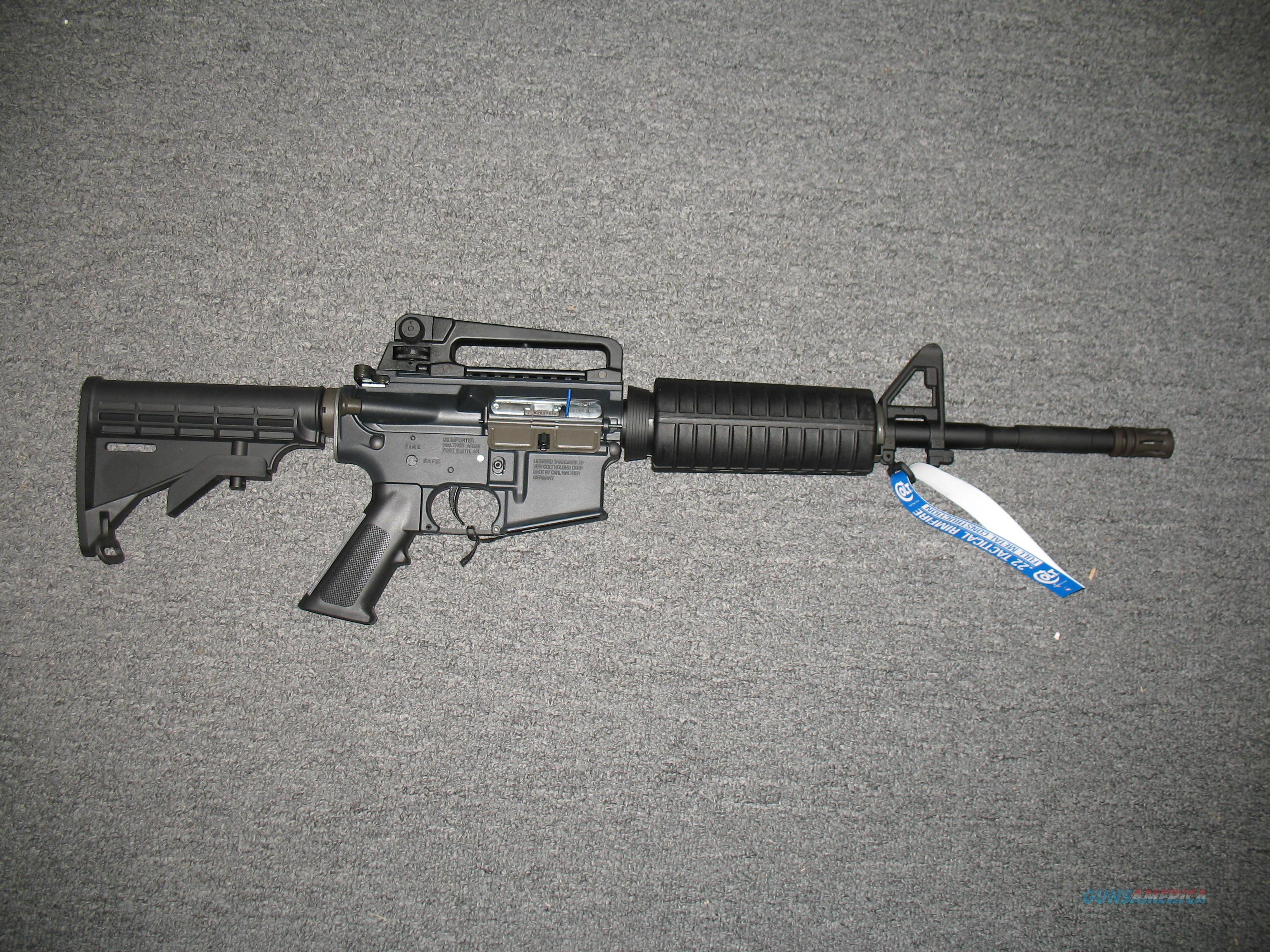 M4 Carbine  .22lr  Guns > Rifles > Colt Military/Tactical Rifles