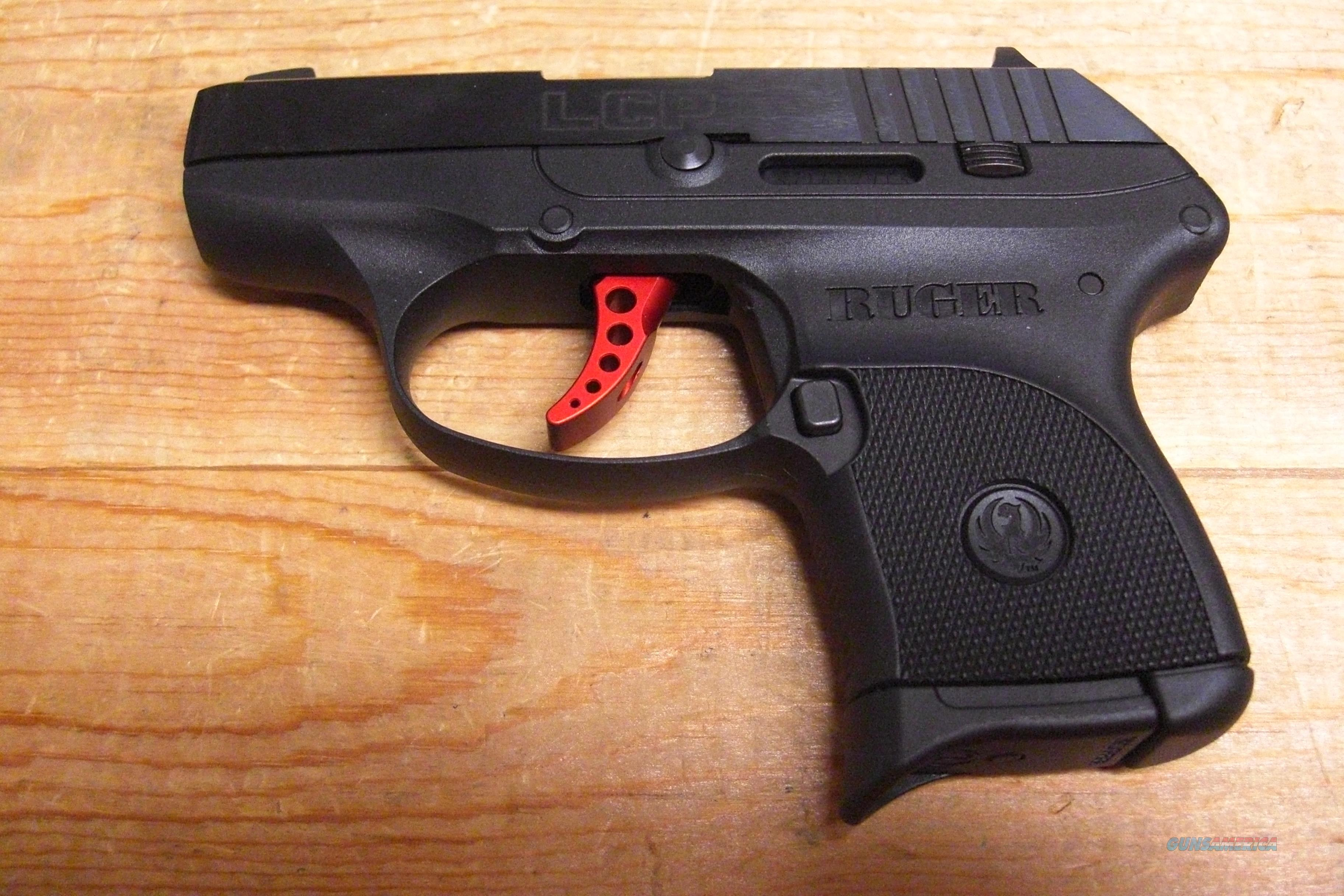Jays Auto Sales >> LCP w/ red skeletonized trigger for sale