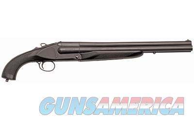 Charles Daly/Chiappa Triple Honcho (930.170)  Guns > Shotguns > Charles Daly Shotguns > SxS