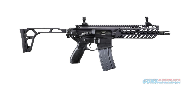 Sig Sauer Sig MCX (RMCX-11B-TFSAL-SBR)  Guns > Rifles > Class 3 Rifles > Class 3 Subguns