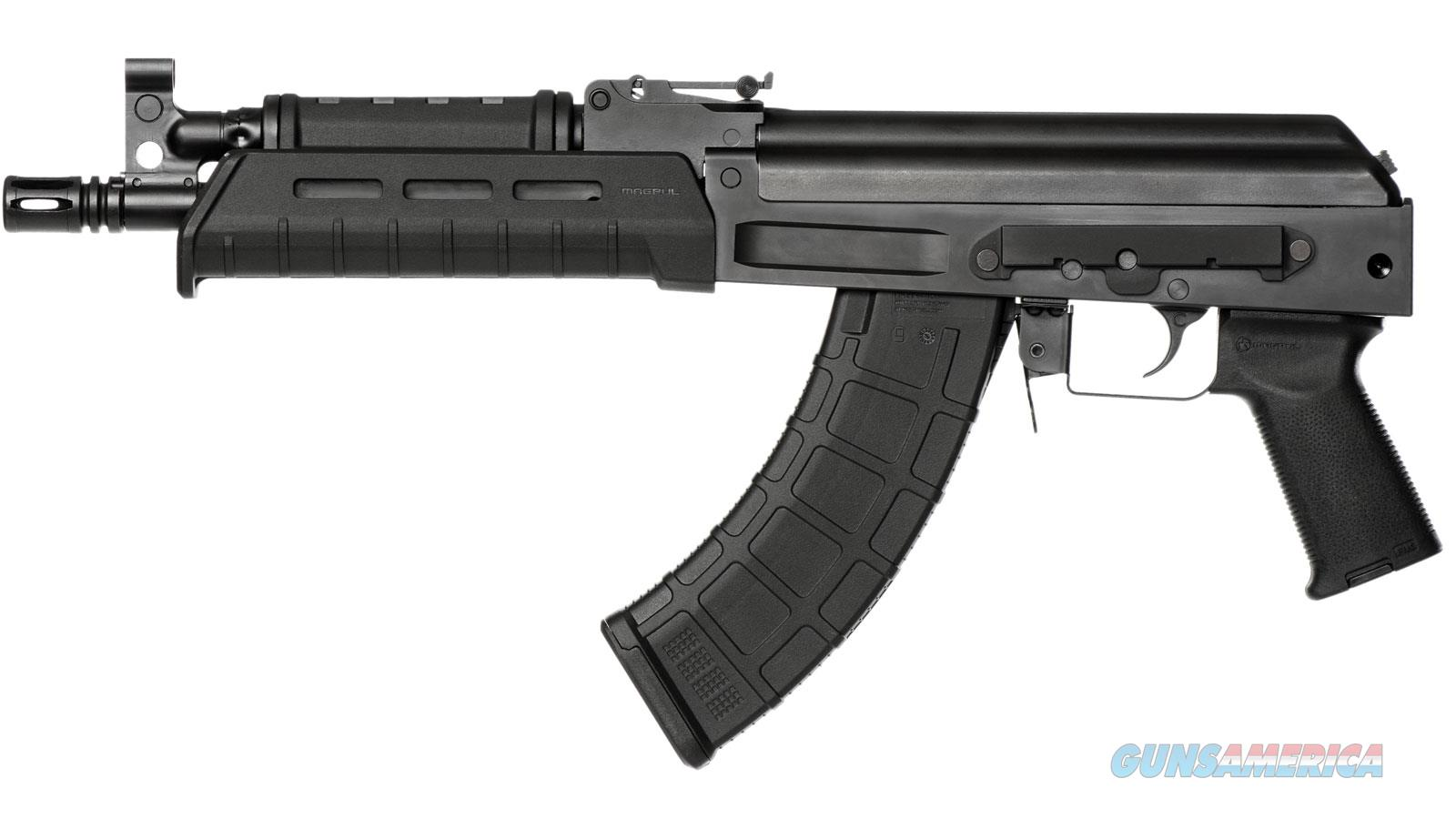 Century Arms C39 V2 Pistol w/Milled Receiver  Guns > Pistols > Century International Arms - Pistols > Pistols