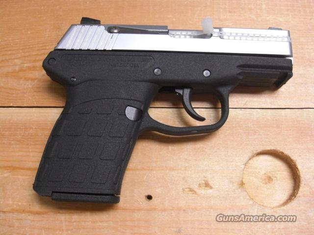 PF-9 w/hard chrome slide  Guns > Pistols > Kel-Tec Pistols > Pocket Pistol Type