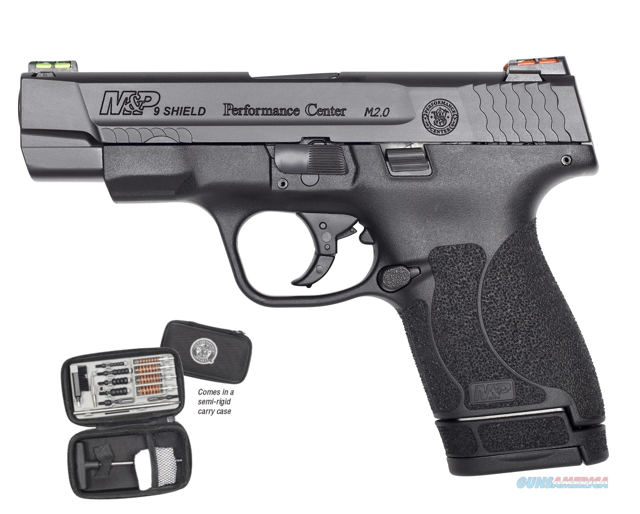 Smith & Wesson M&P9 Shield (11787)  Guns > Pistols > Smith & Wesson Pistols - Autos > Shield