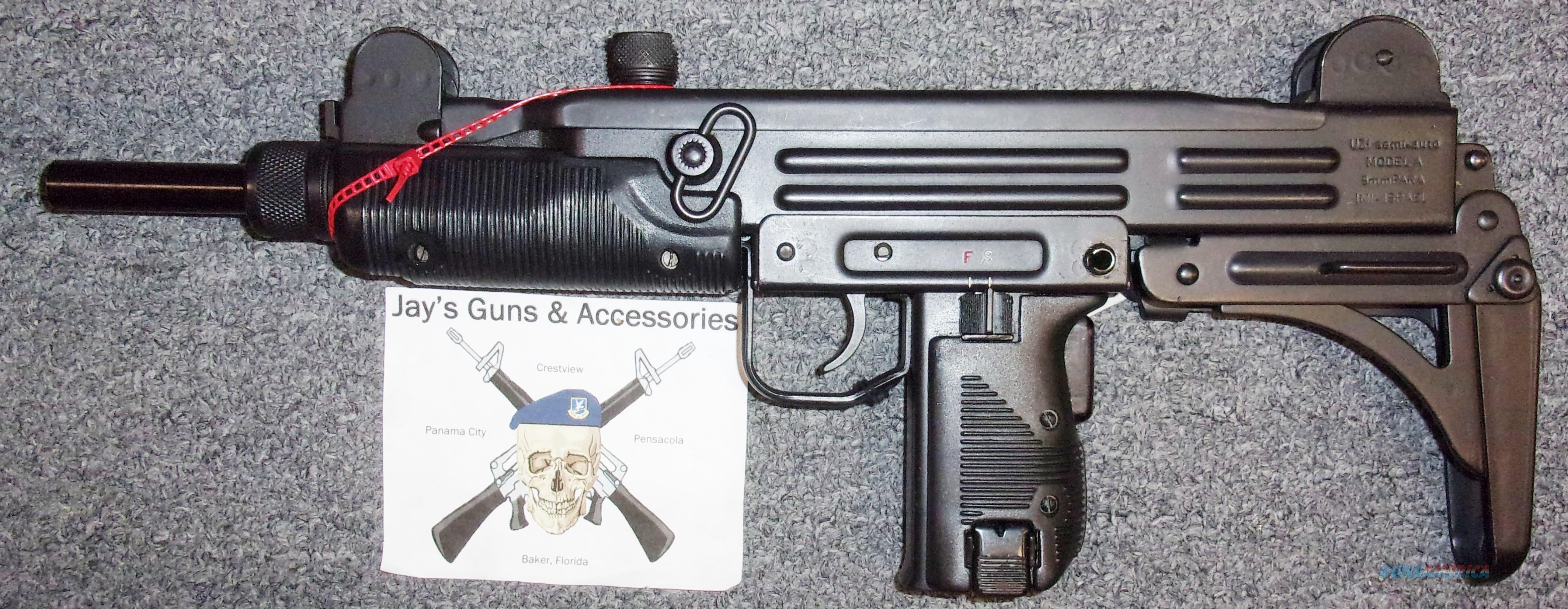 IMI Uzi Model A  Guns > Rifles > IMI Rifles