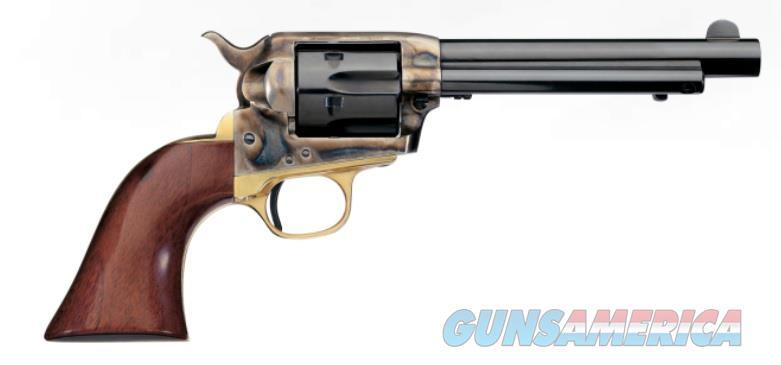 Uberti 1873 Stallion Brass (343090)  Guns > Pistols > Uberti Pistols > Ctg.