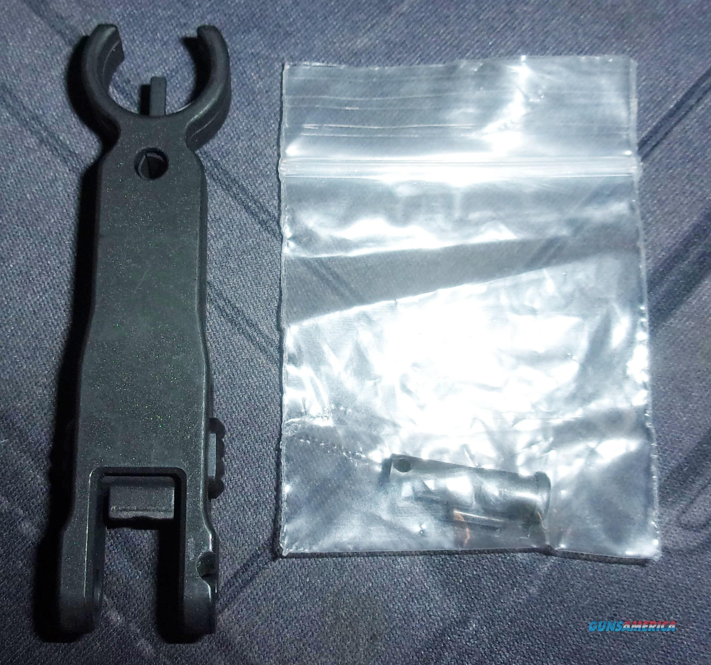 HK 33mm Folding Front Gas Block Sight (416, MR556, MR762)  Non-Guns > Gun Parts > Rifle/Accuracy/Sniper