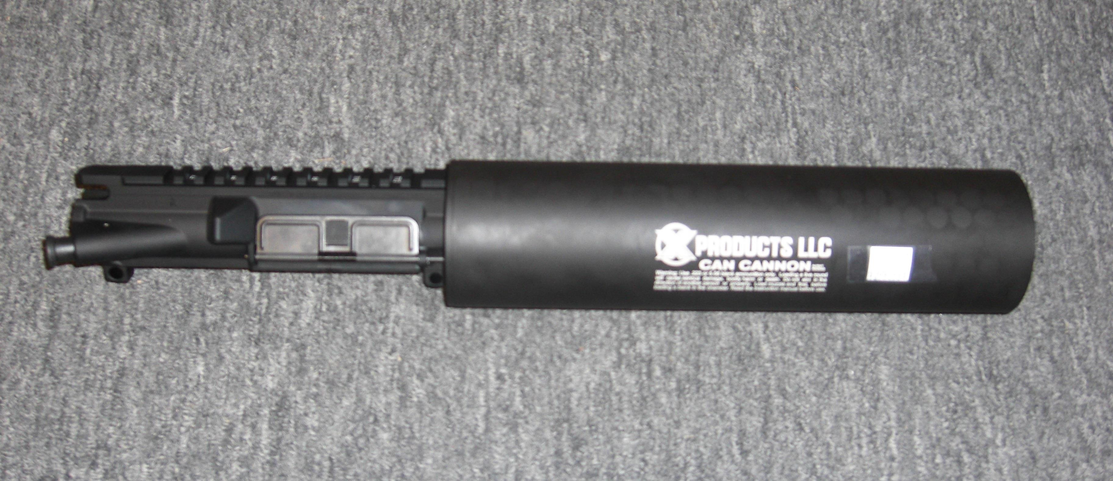 X Products LLC CAN CANNON (Soda can launcher upper)  Non-Guns > Barrels
