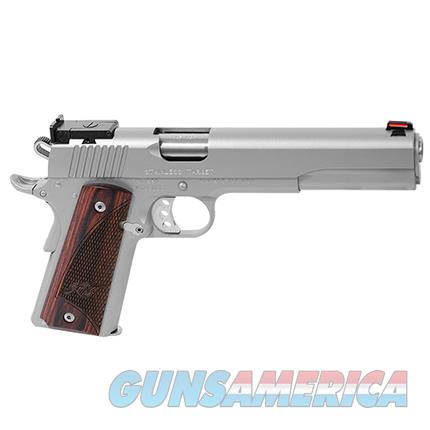 Kimber Stainless Target (Long Slide)  Guns > Pistols > Kimber of America Pistols > 1911