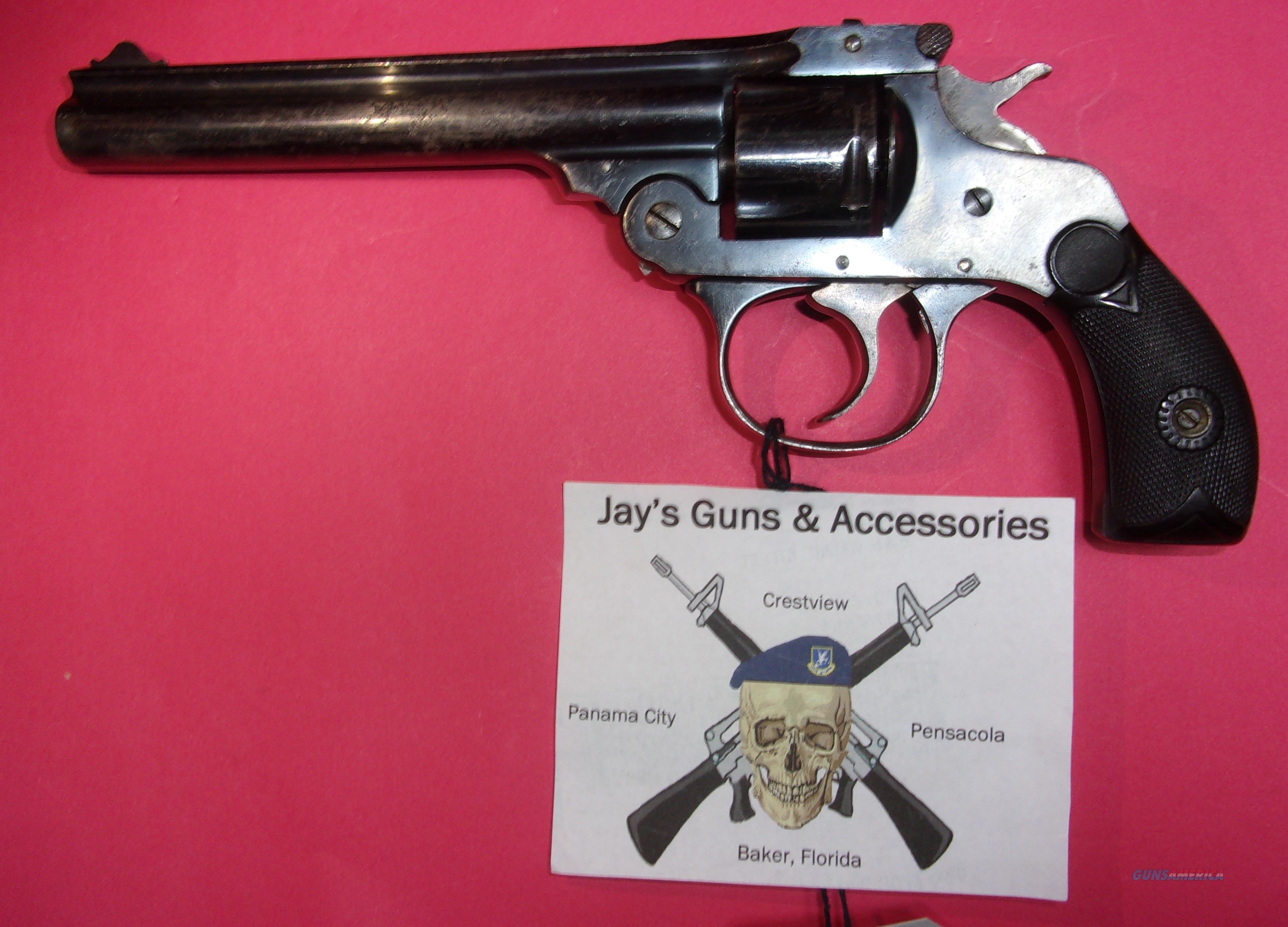 Howard Arms Co Top Break  Guns > Pistols > Collectible Revolvers