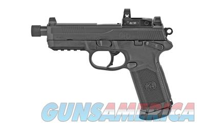 FN America FNX-45 Tactical (66-100657) w/Red Dot  Guns > Pistols > FNH - Fabrique Nationale (FN) Pistols > FNX