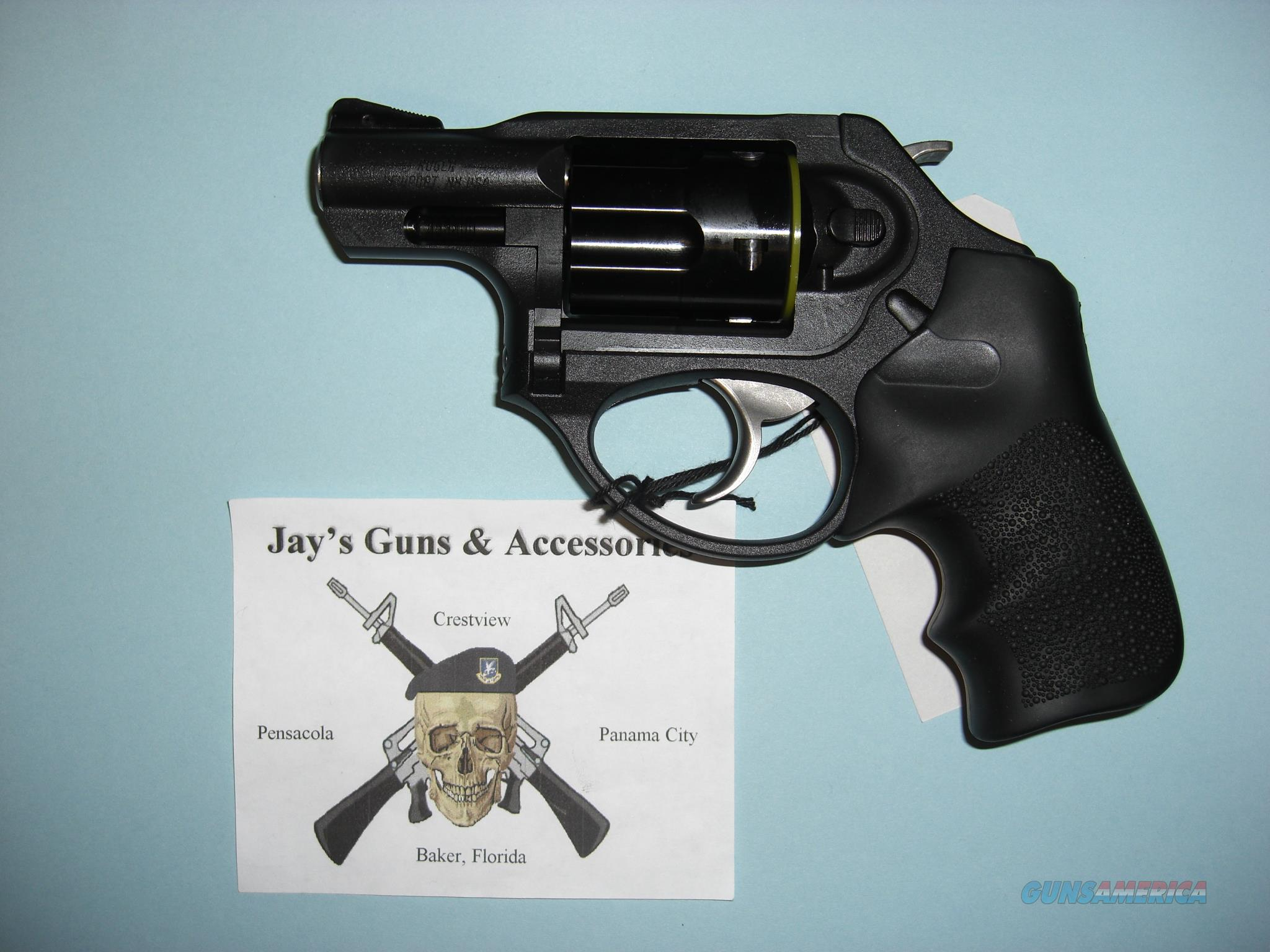 Ruger LCRx (05460)  Guns > Pistols > Ruger Double Action Revolver > LCR