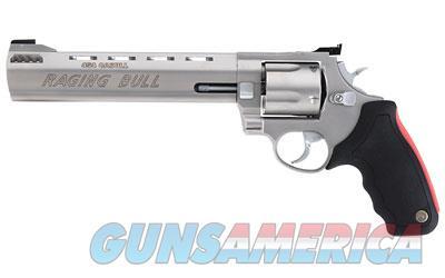 Taurus Raging Bull (2-454089M)  Guns > Pistols > Taurus Pistols > Revolvers