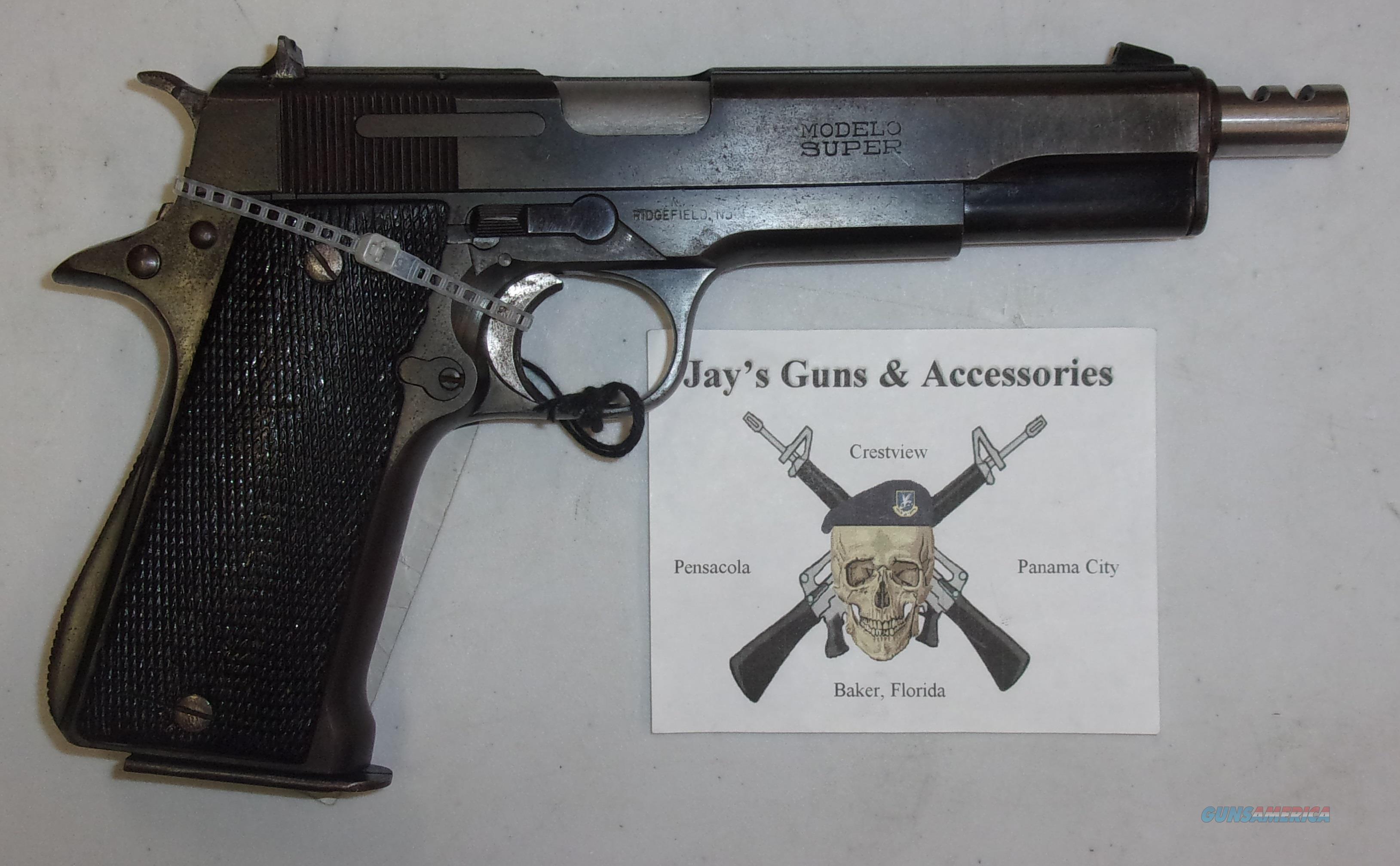 Star Super  Guns > Pistols > Star Pistols