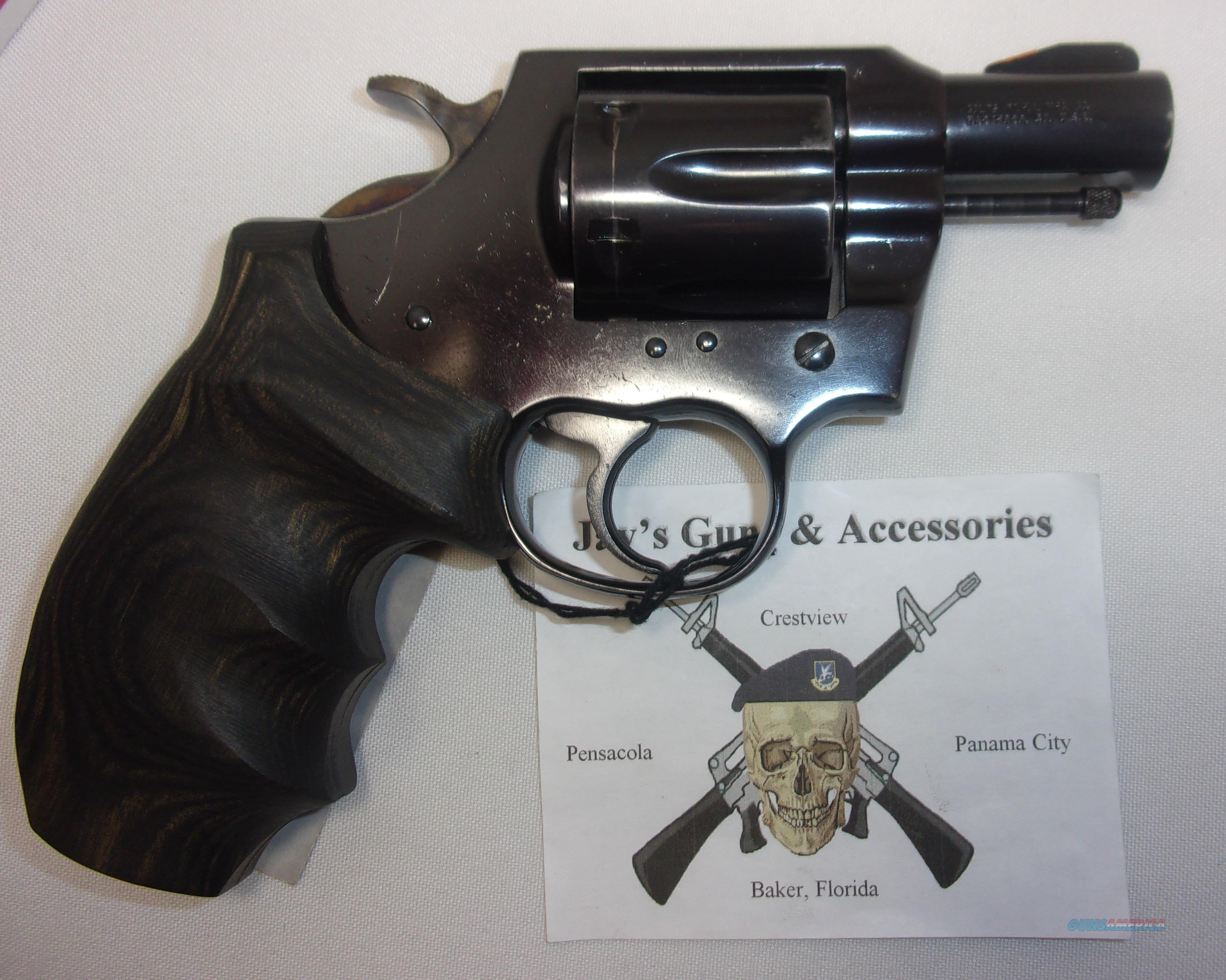 Colt Lawman MKIII  Guns > Pistols > Colt Double Action Revolvers- Modern