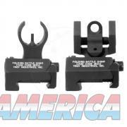 Troy Micro Set - HK Front and Round Rear Iron Sights  Non-Guns > Iron/Metal/Peep Sights