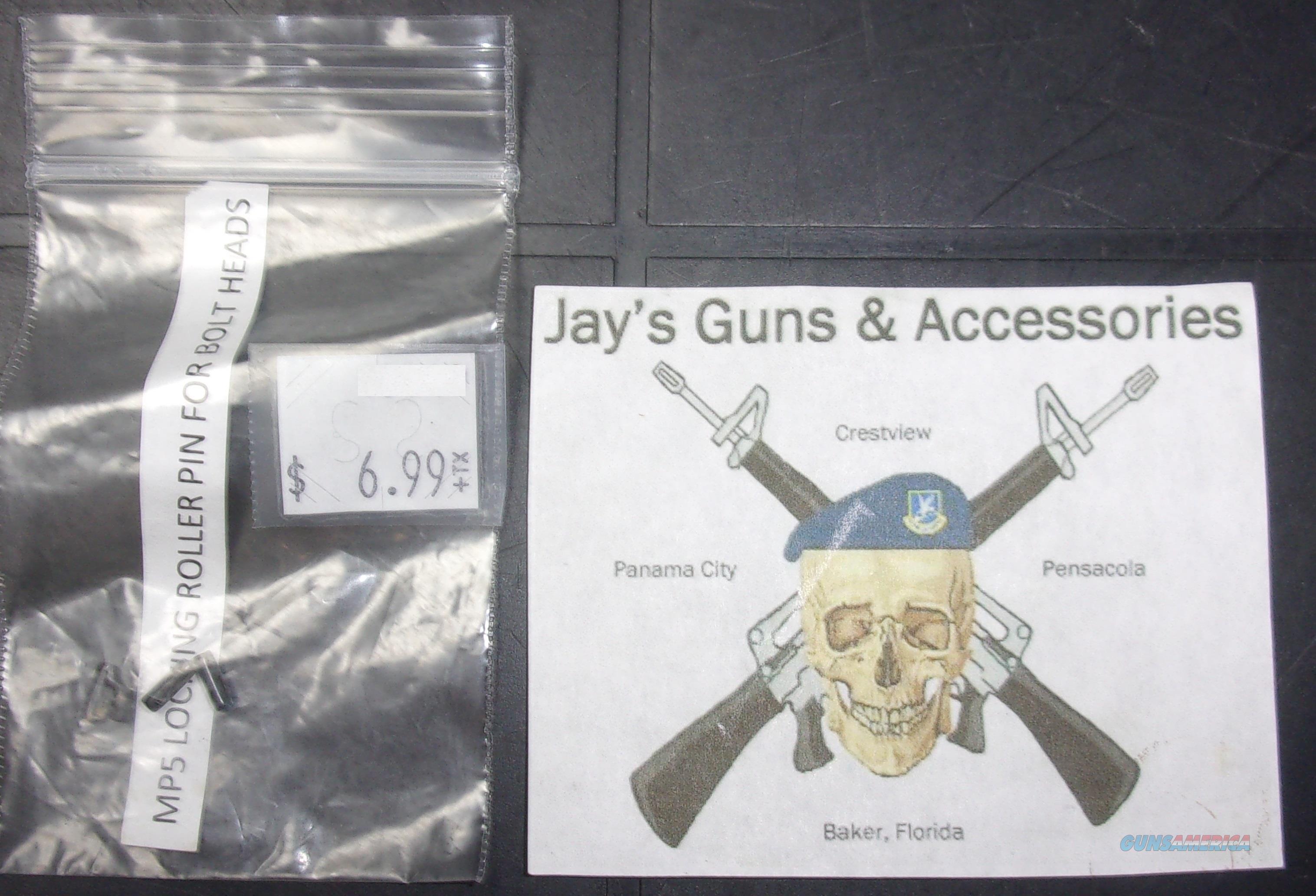HK MP5 Locking Rollier Pin for Bolt Heads  Non-Guns > Gun Parts > Rifle/Accuracy/Sniper