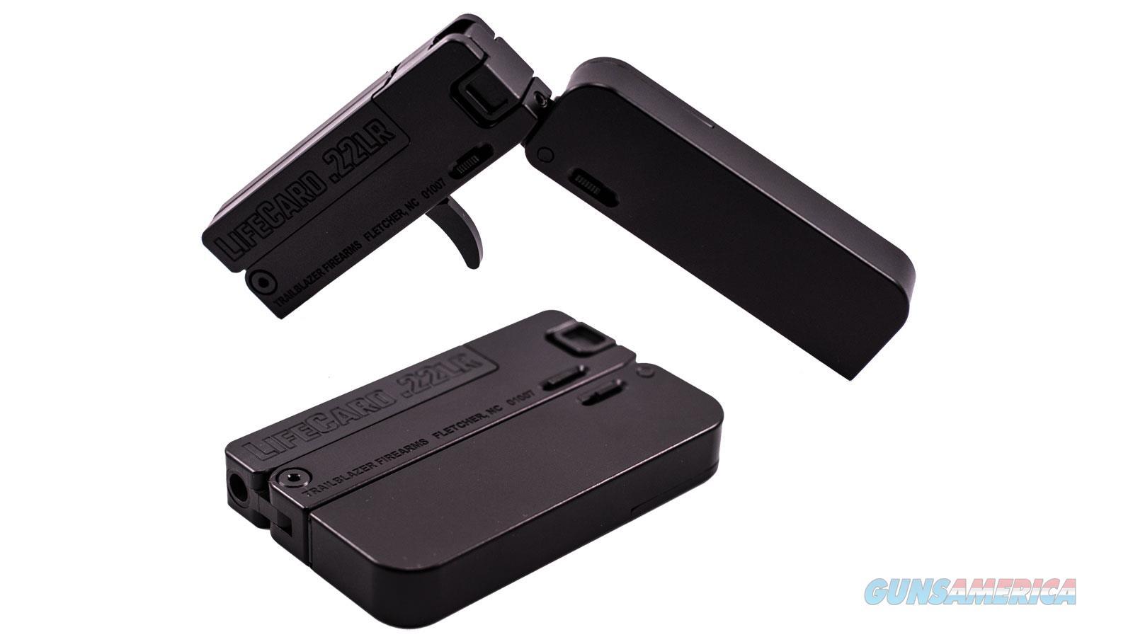 Trailblazer Firearms Lifecard  Guns > Pistols > MN Misc Pistols