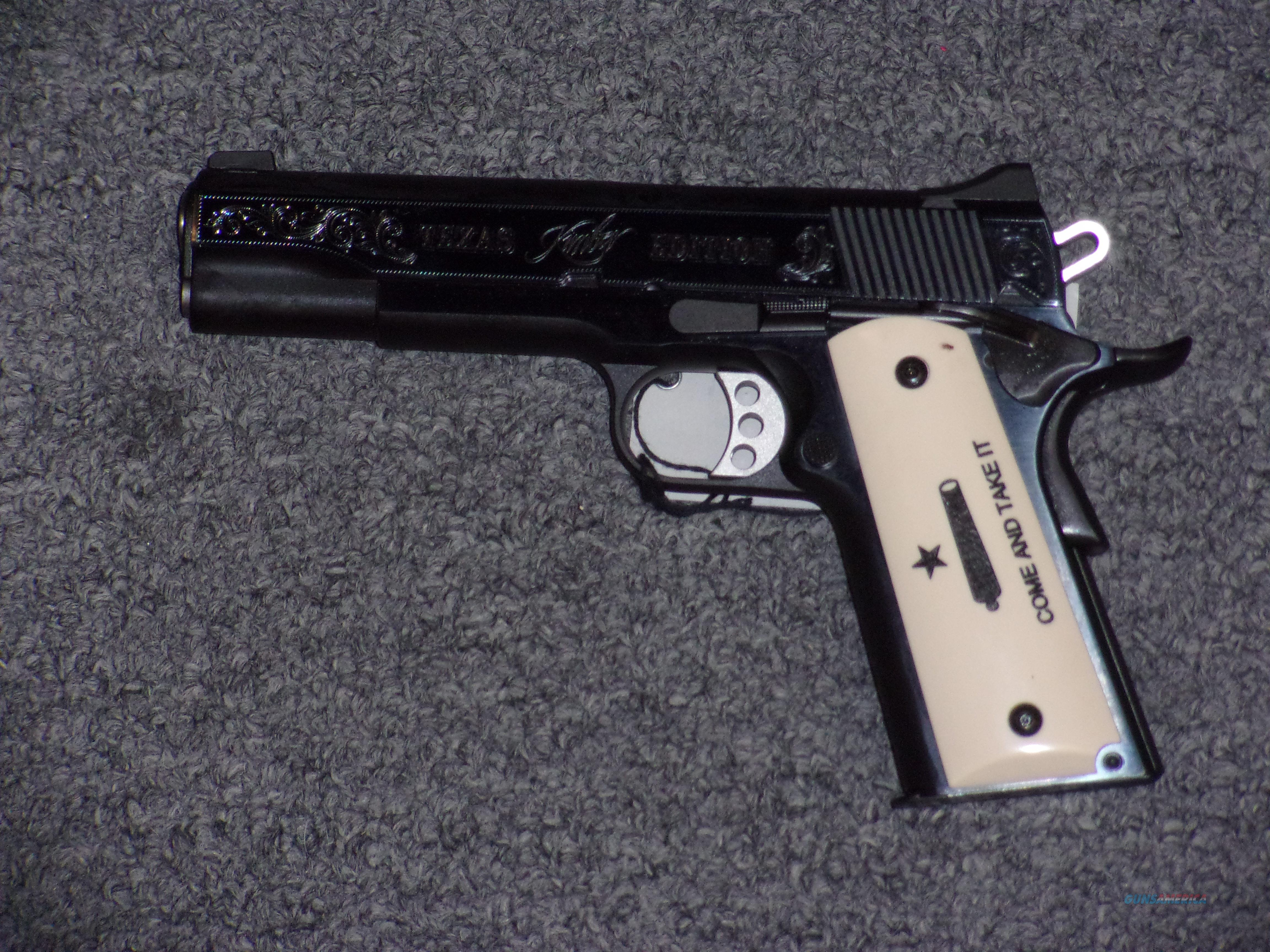 Kimber Royal II .45acp Texas Limited Edition  Guns > Pistols > Kimber of America Pistols > 1911