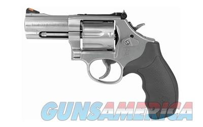 Smith & Wesson 686-6 Plus (164300)  Guns > Pistols > Smith & Wesson Revolvers > Med. Frame ( K/L )
