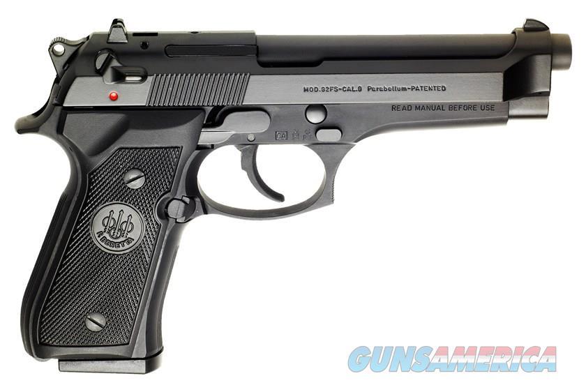 Beretta 92FS (JS92F630)  Guns > Pistols > Beretta Pistols > Model 92 Series