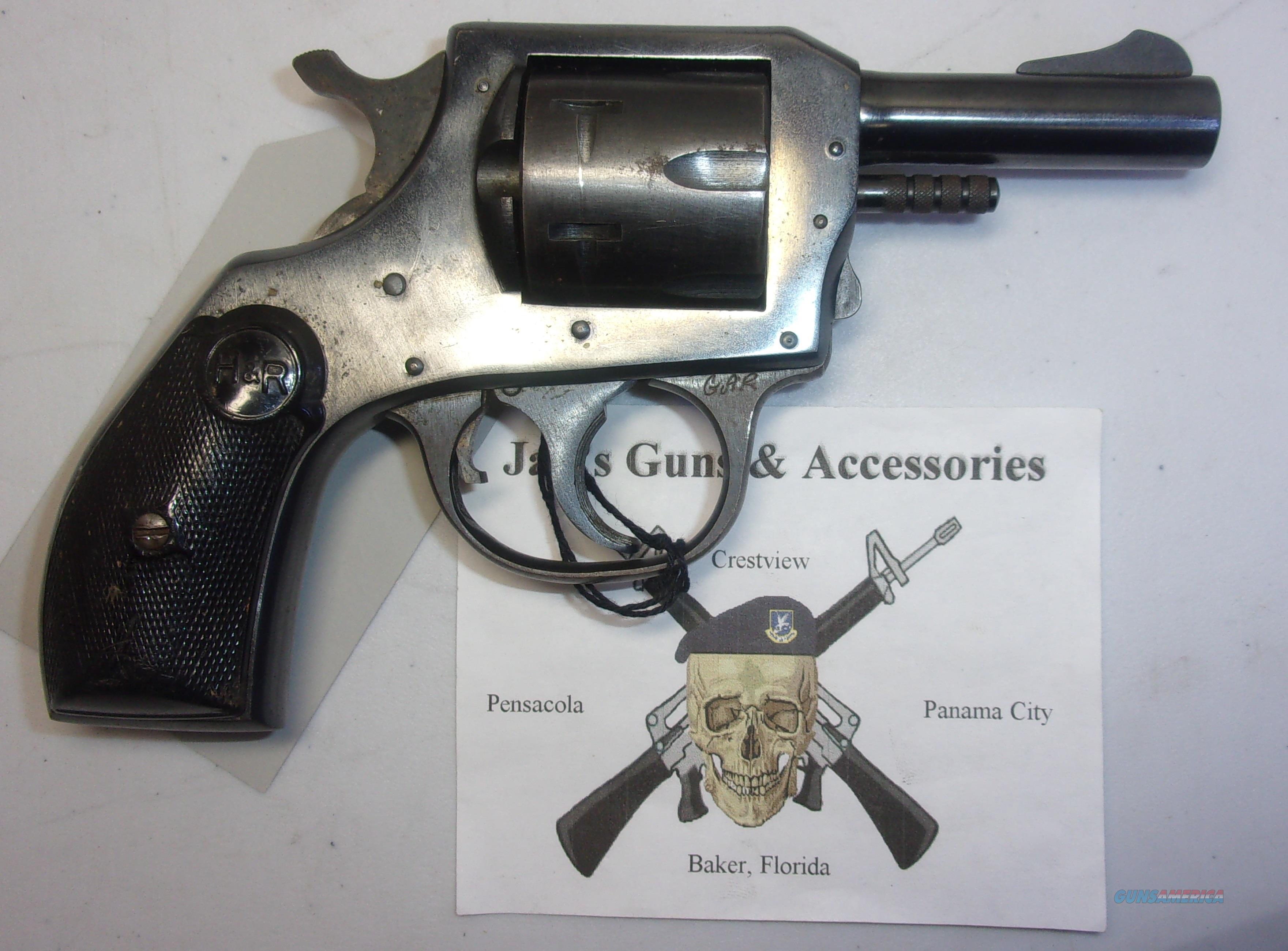 H&R Arms 632  Guns > Pistols > Harrington & Richardson Pistols