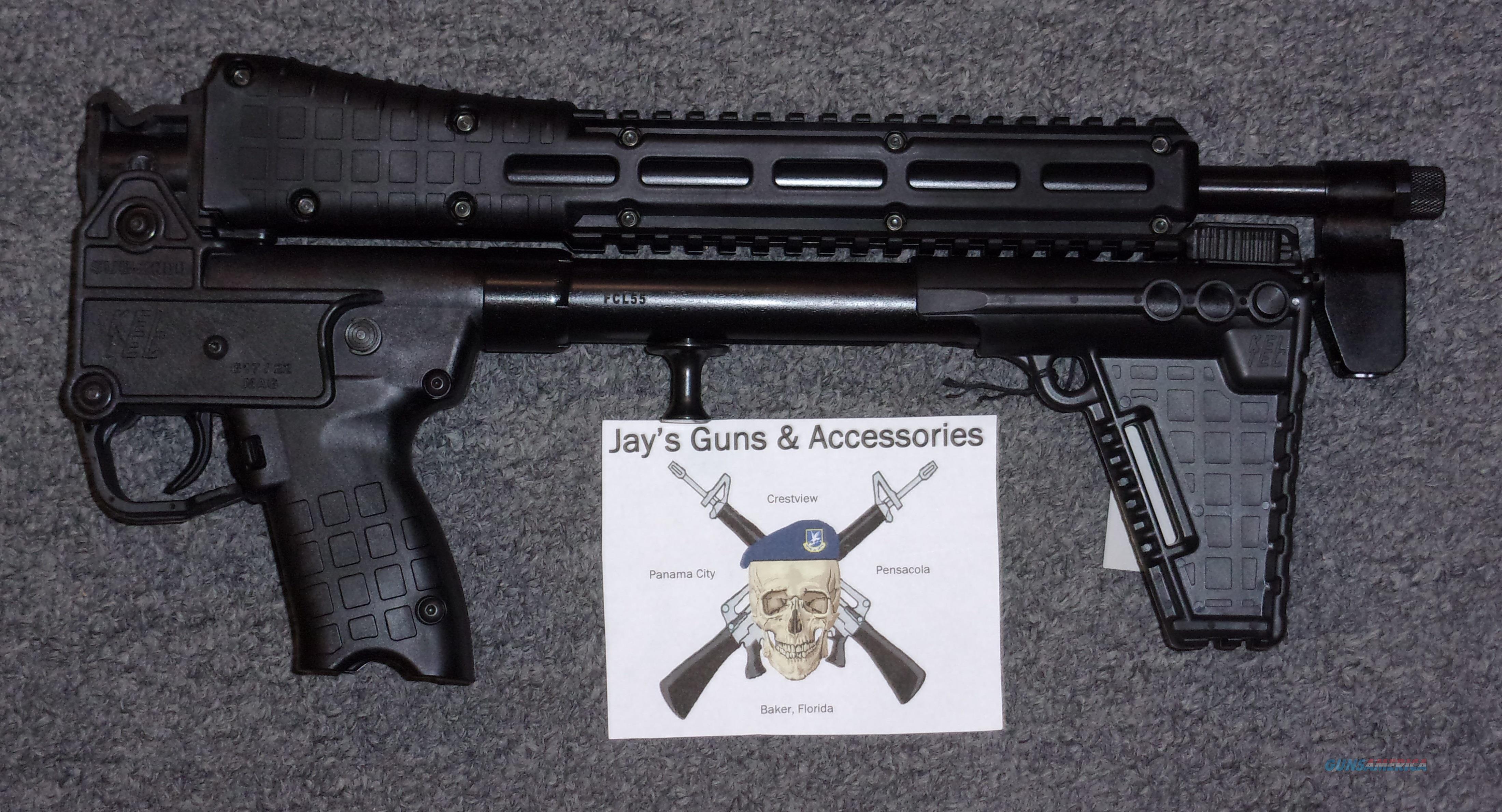 Kel-Tec Sub-2000 Gen 2 Uses Glock 17 Mags  Guns > Rifles > Kel-Tec Rifles