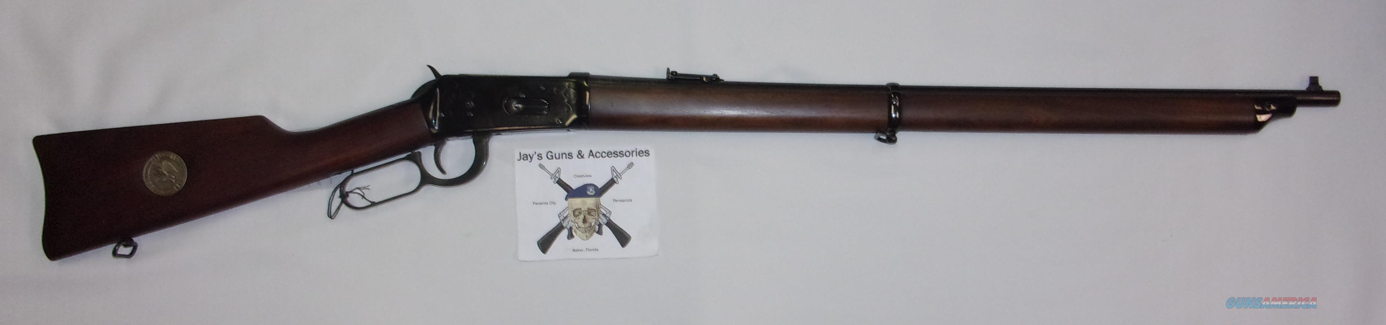 Winchester 94 NRA Centennial Musket  Guns > Rifles > Winchester Rifles - Modern Lever > Model 94 > Post-64