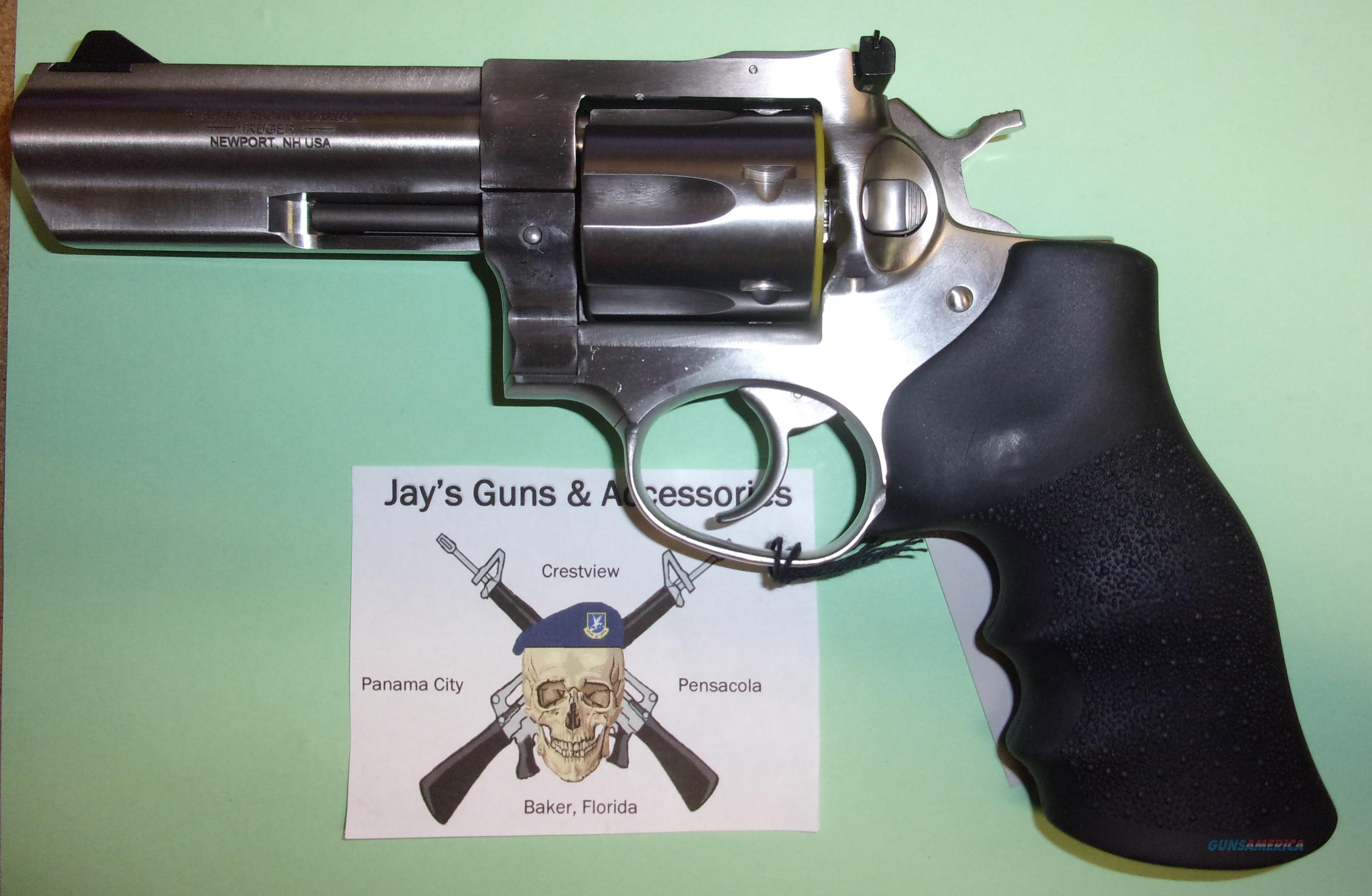 Ruger GP100 (01705)  Guns > Pistols > Ruger Double Action Revolver > GP100