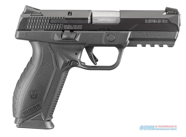 Ruger American Pistol (08605)  Guns > Pistols > Ruger Semi-Auto Pistols > American Pistol