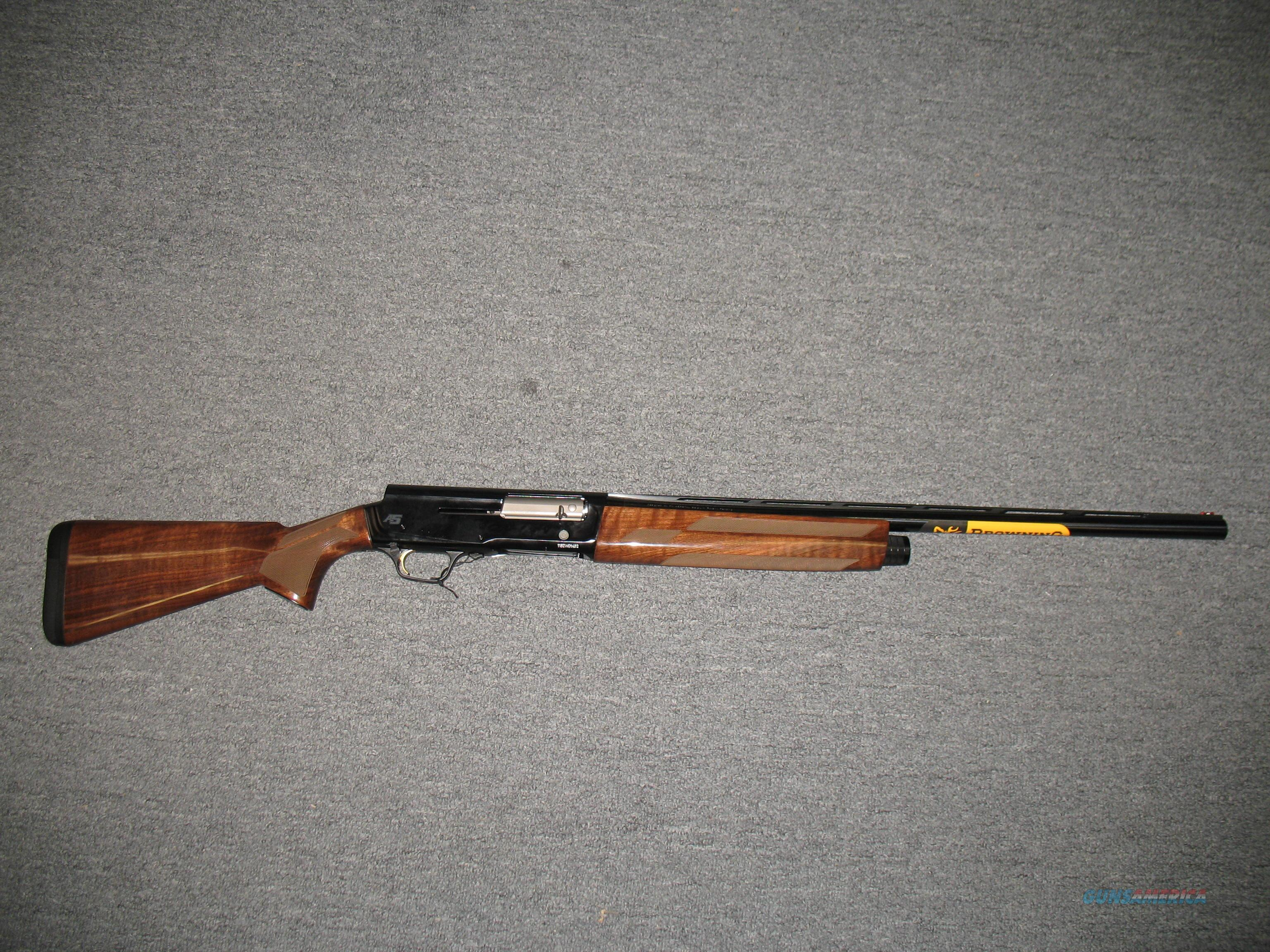 "Browning A5 Hunter 12 (12-ga, 26"" bbl)  Guns > Shotguns > Browning Shotguns > Autoloaders > Hunting"