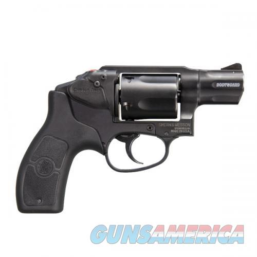 Smith & Wesson M&P Bodyguard 38 (10062) w/CTC Laser  Guns > Pistols > Smith & Wesson Revolvers > Small Frame ( J )