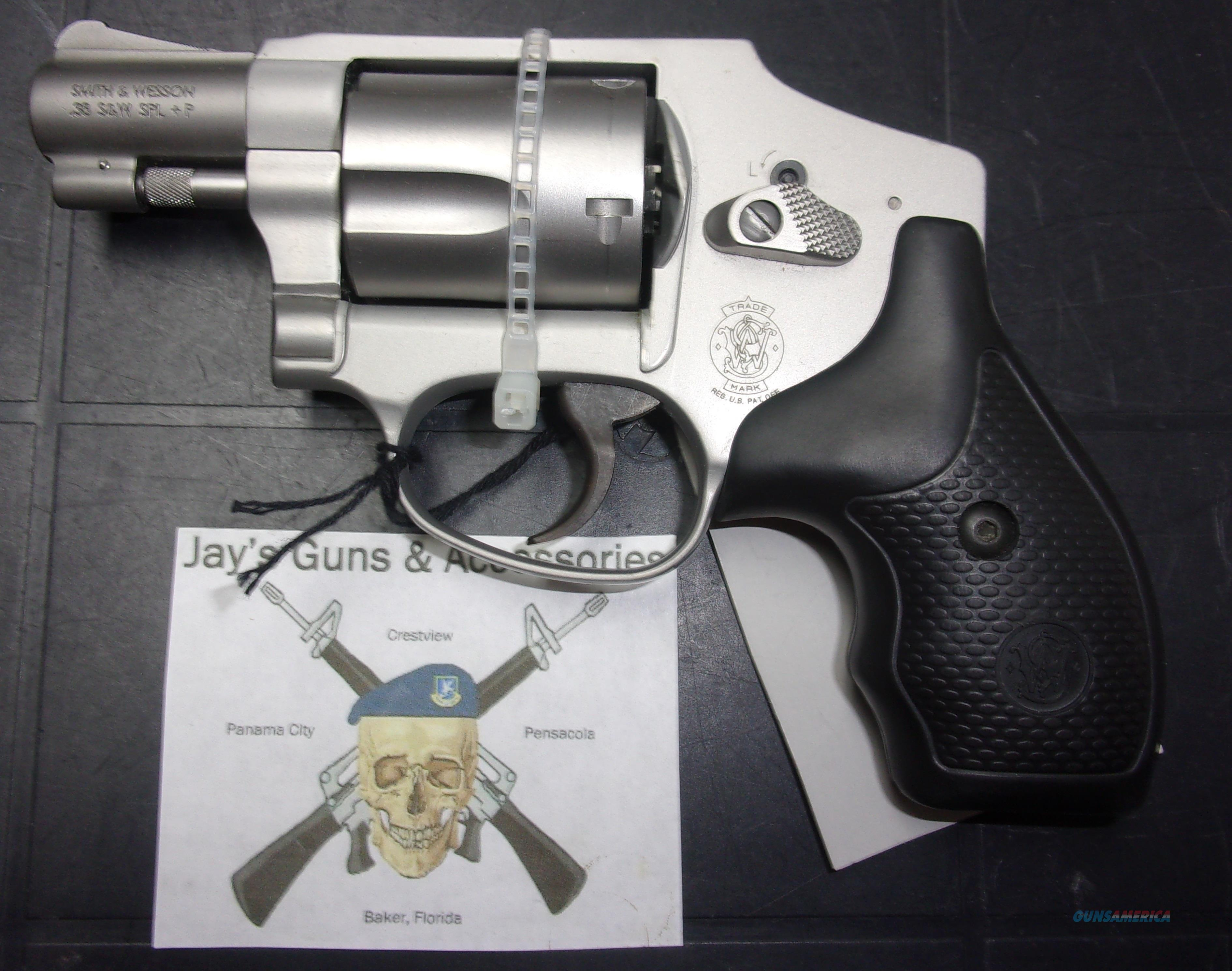 Smith & Wesson 642-2  Guns > Pistols > Smith & Wesson Revolvers > Small Frame ( J )