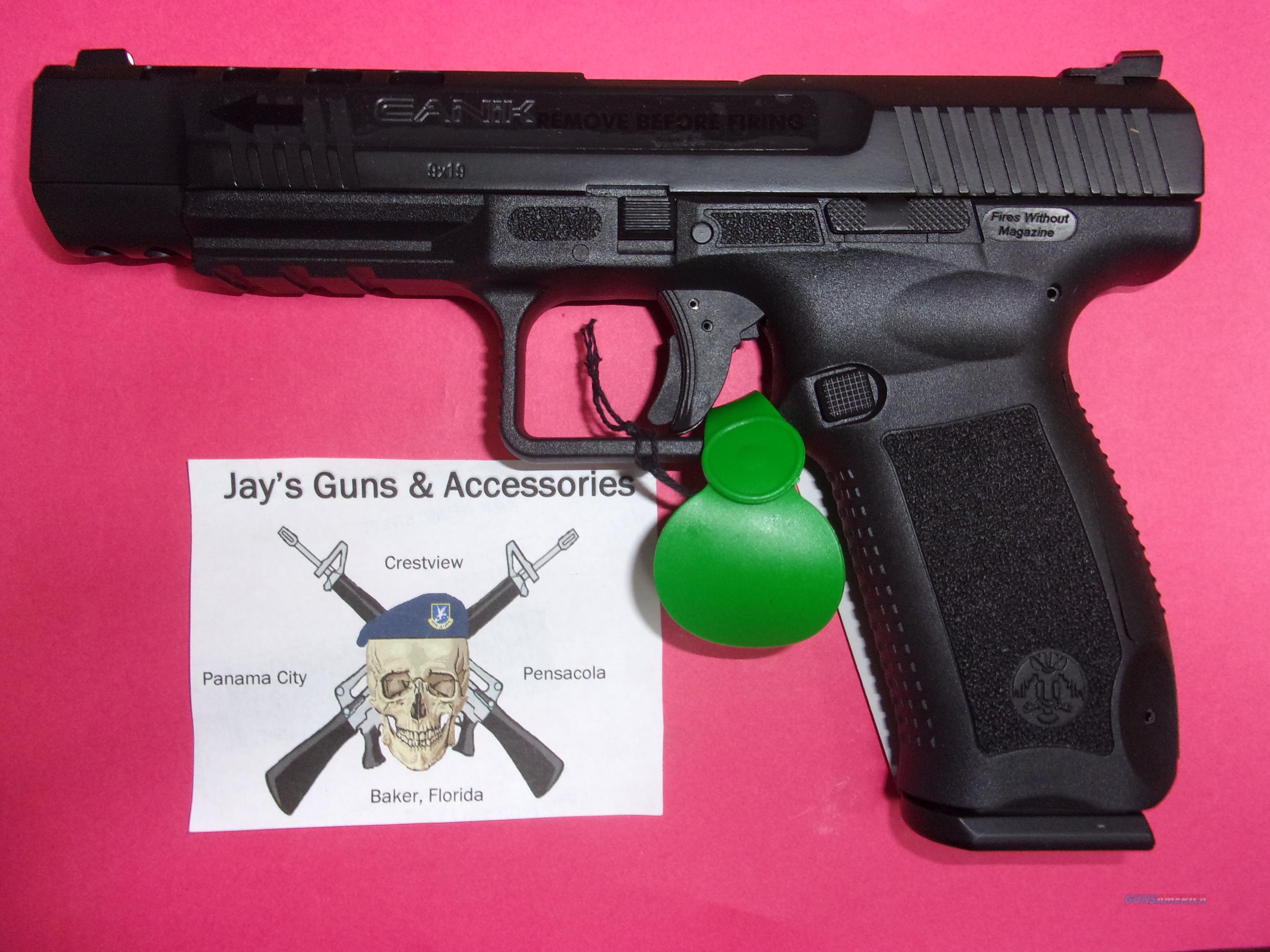 Canik TP9SFL  Guns > Pistols > Canik USA Pistols